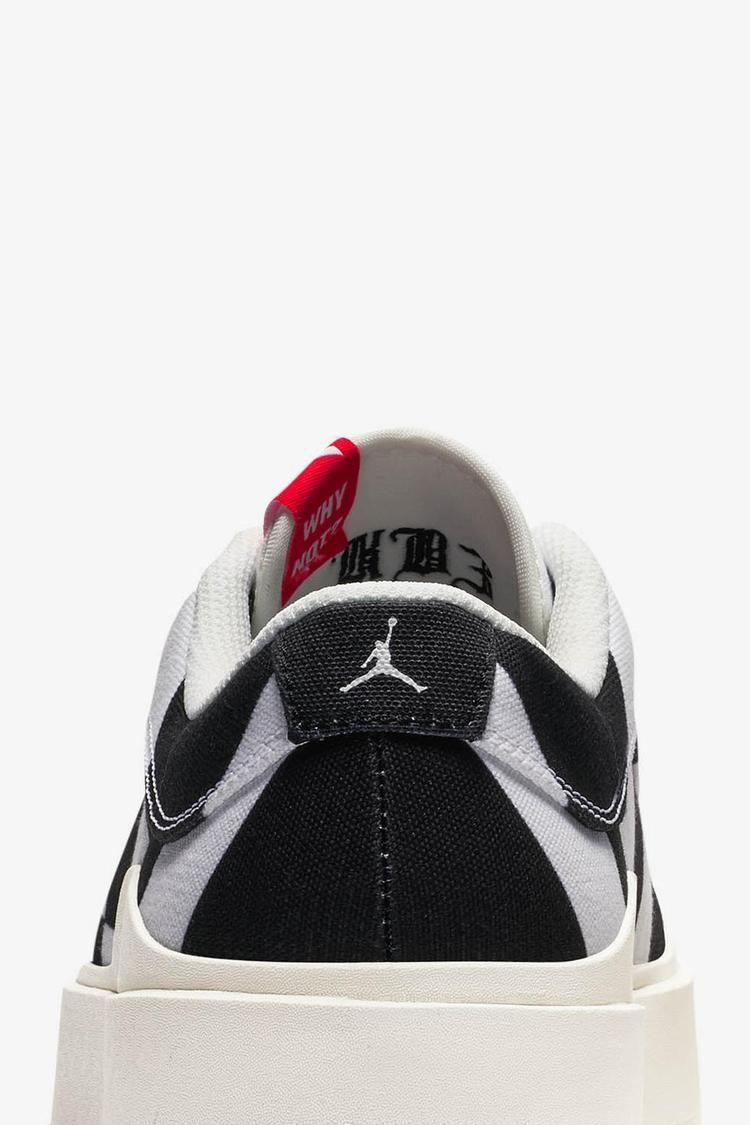 Air Jordan Westbrook 0.3 'White & Black & Bright Crimson' Release Date