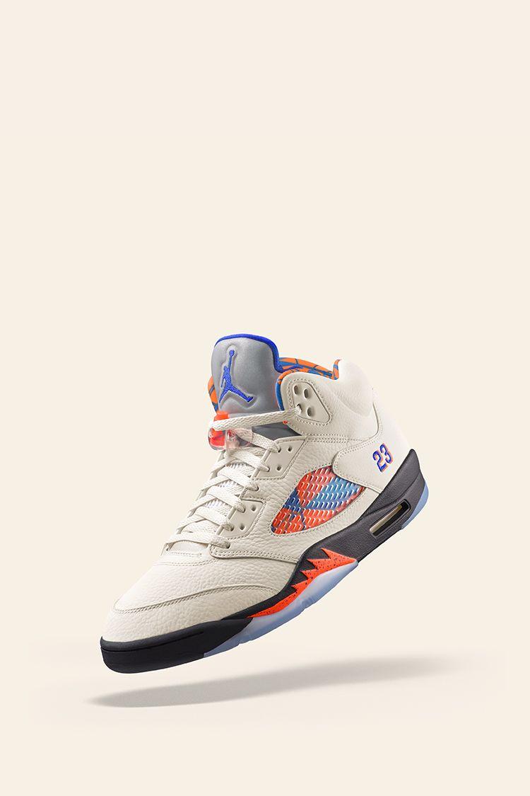 Air Jordan 5 Retro 'Sail & Racer Blue' Release Date