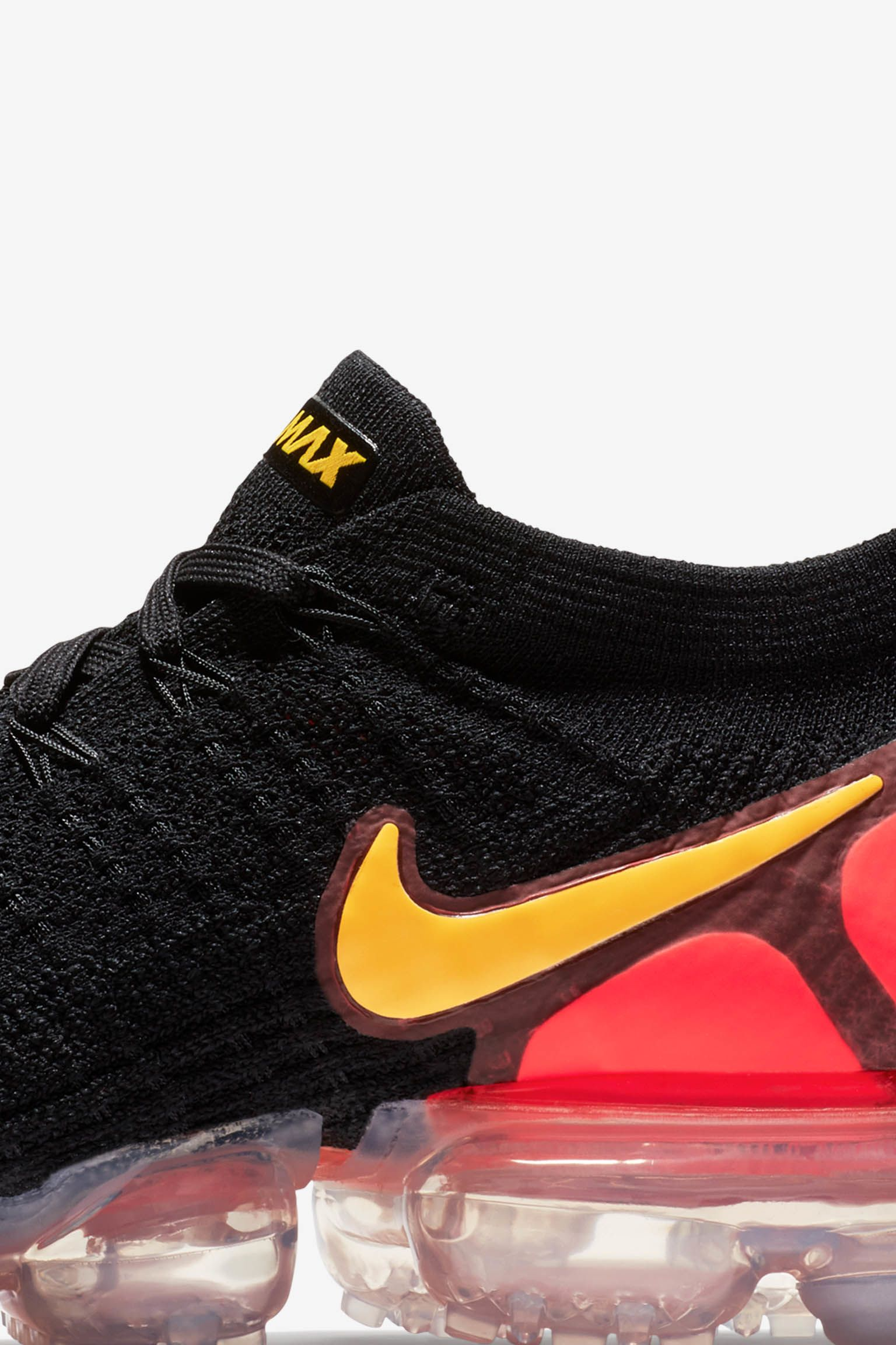 Nike Air Vapormax 2  Black   Laser Orange  Release Date. Nike+ SNKRS e7e387bec2b9