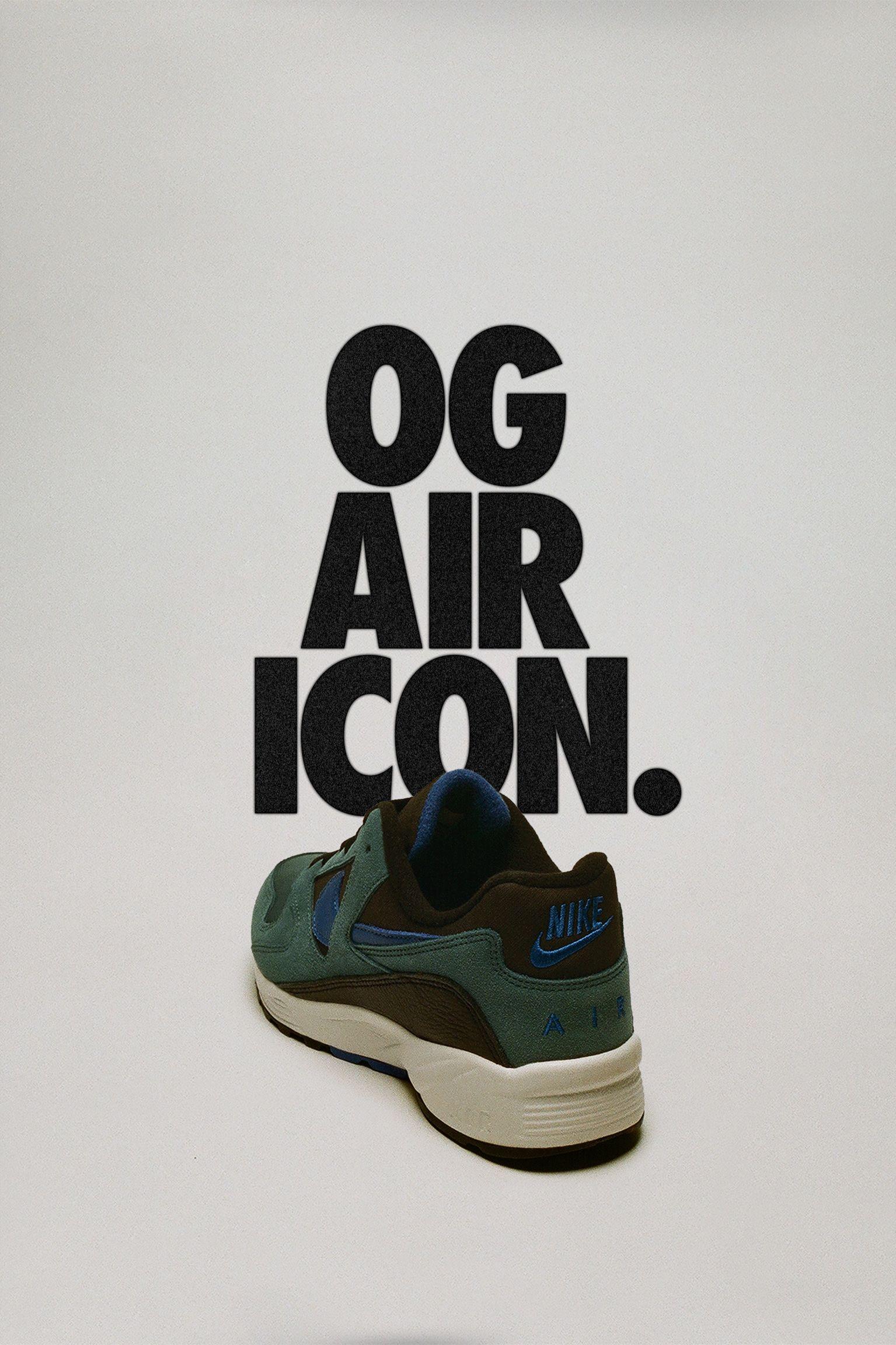 Nike Air Icarus Extra 'Iced Jade & Black'