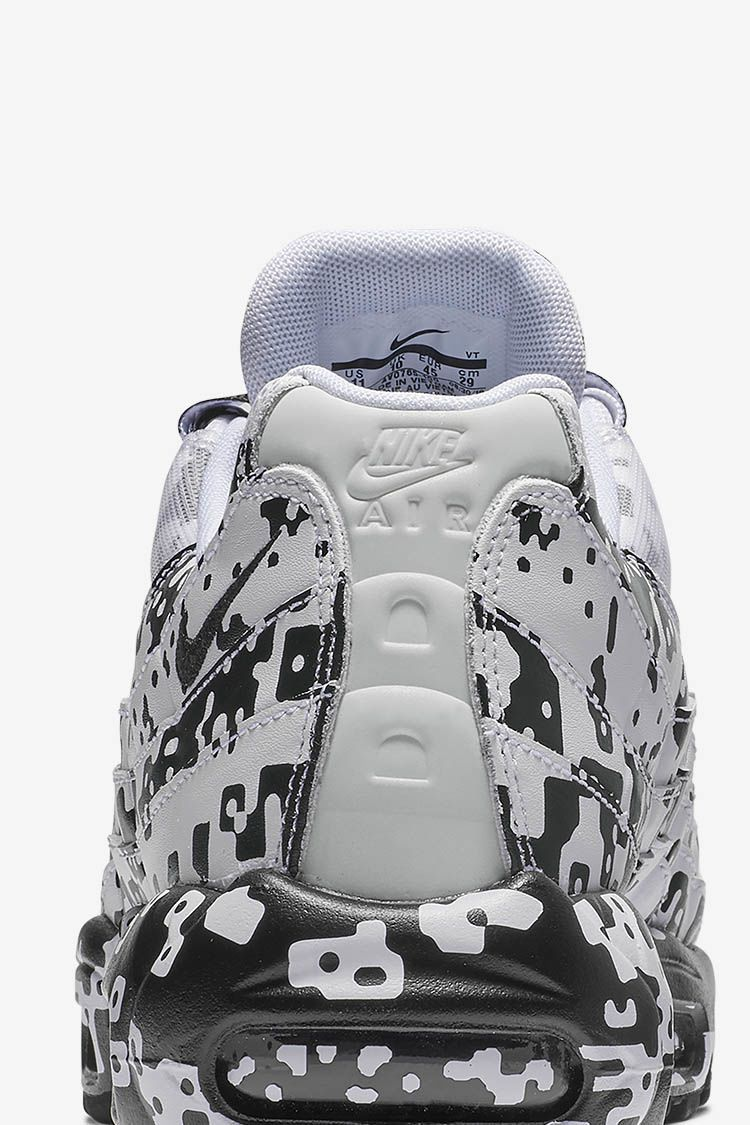 Nike Air Max 95 Cav Empt 'White' Release Date