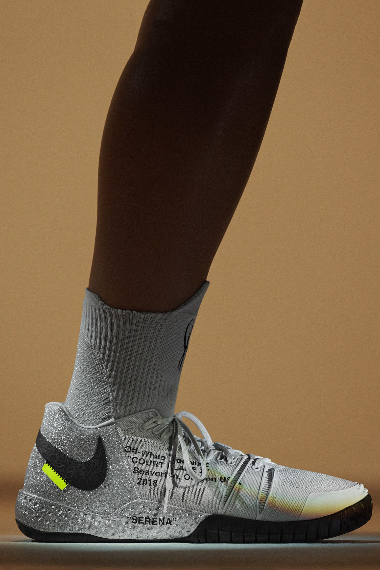 "Nike x Virgil Abloh for Serena Williams: ""Queen"" Colelction"
