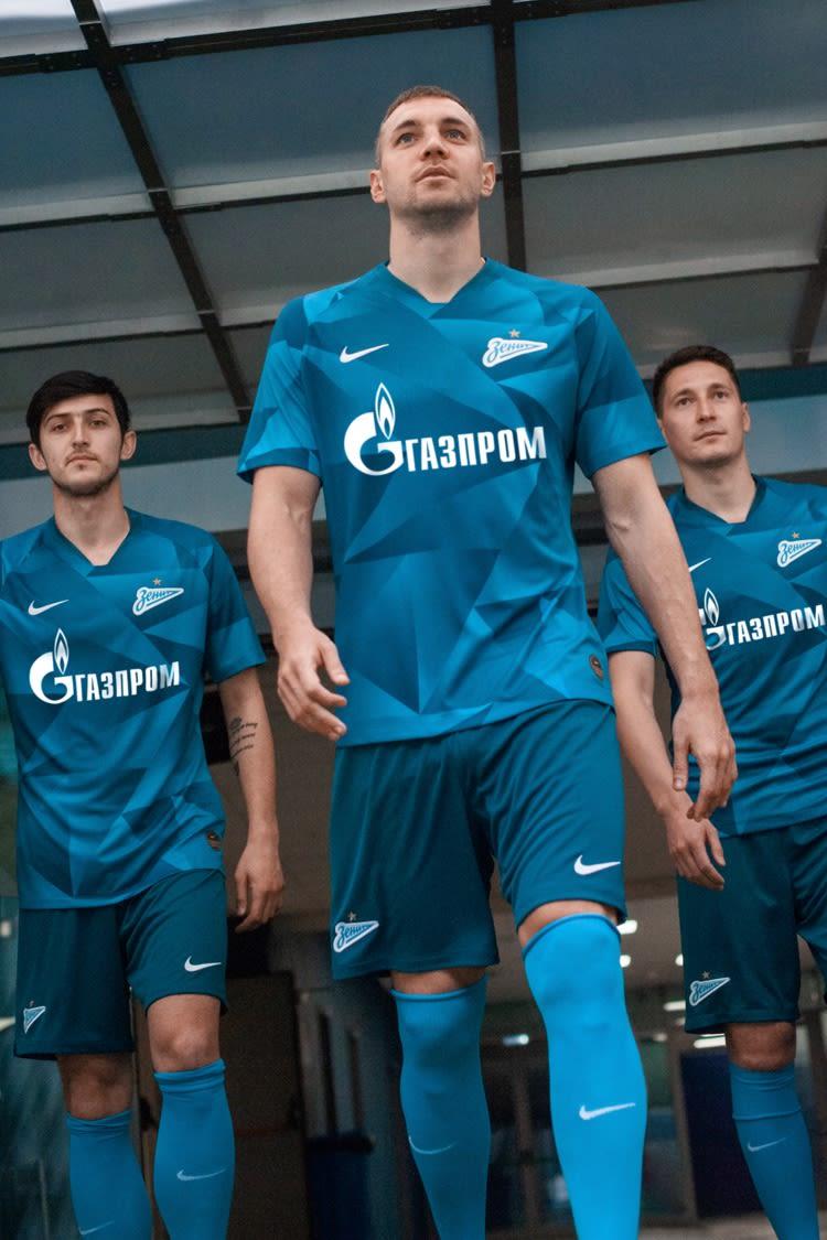 2019/20 Zenit Stadium Home Jersey