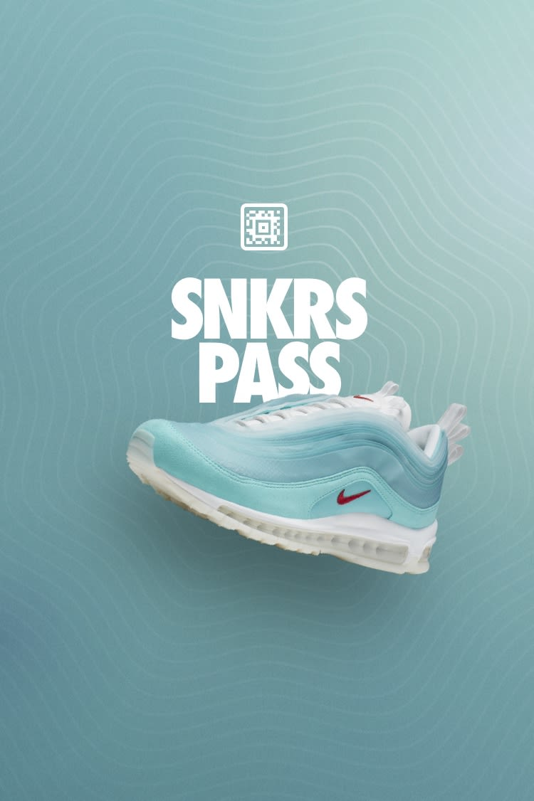 SNKRS Pass: Air Max 97 'On-Air Shanghai' Select Cities