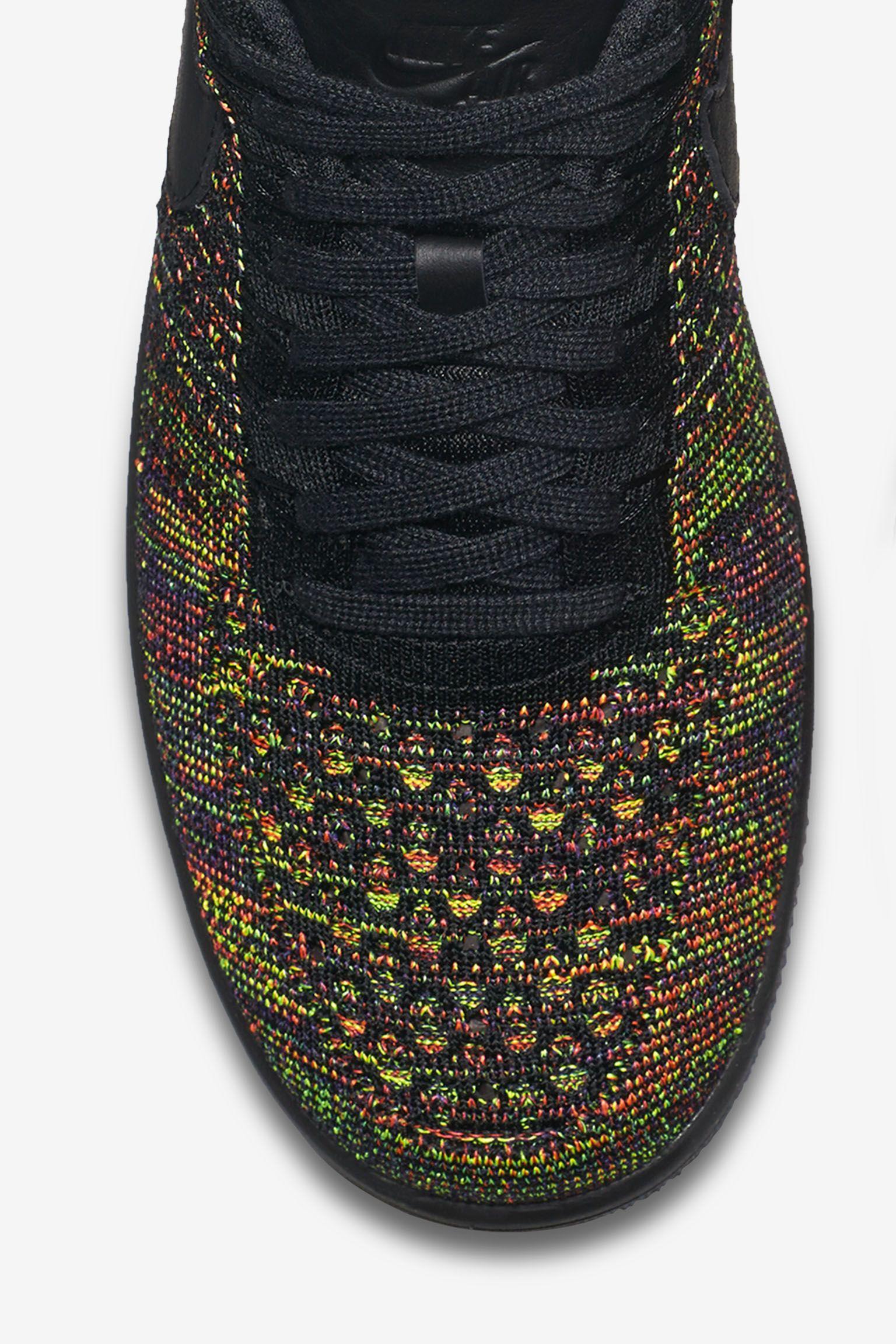 Women's Nike Air Force 1 Ultra Flyknit Low 'Multi-Color' Release Date