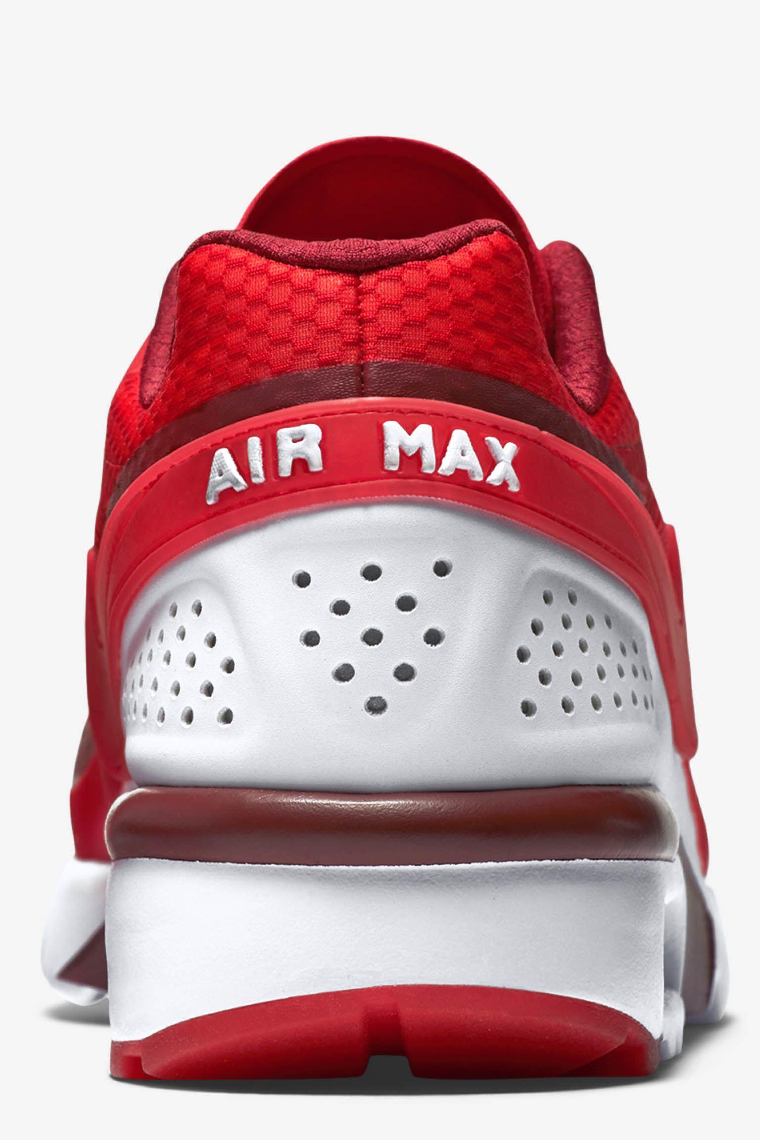 Nike Air Max BW Ultra 'University Red'