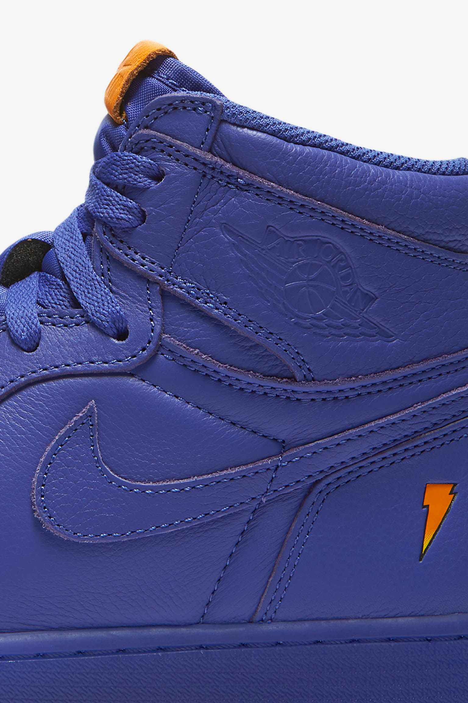 Air Jordan 1 High Gatorade 'Grape' Release Date