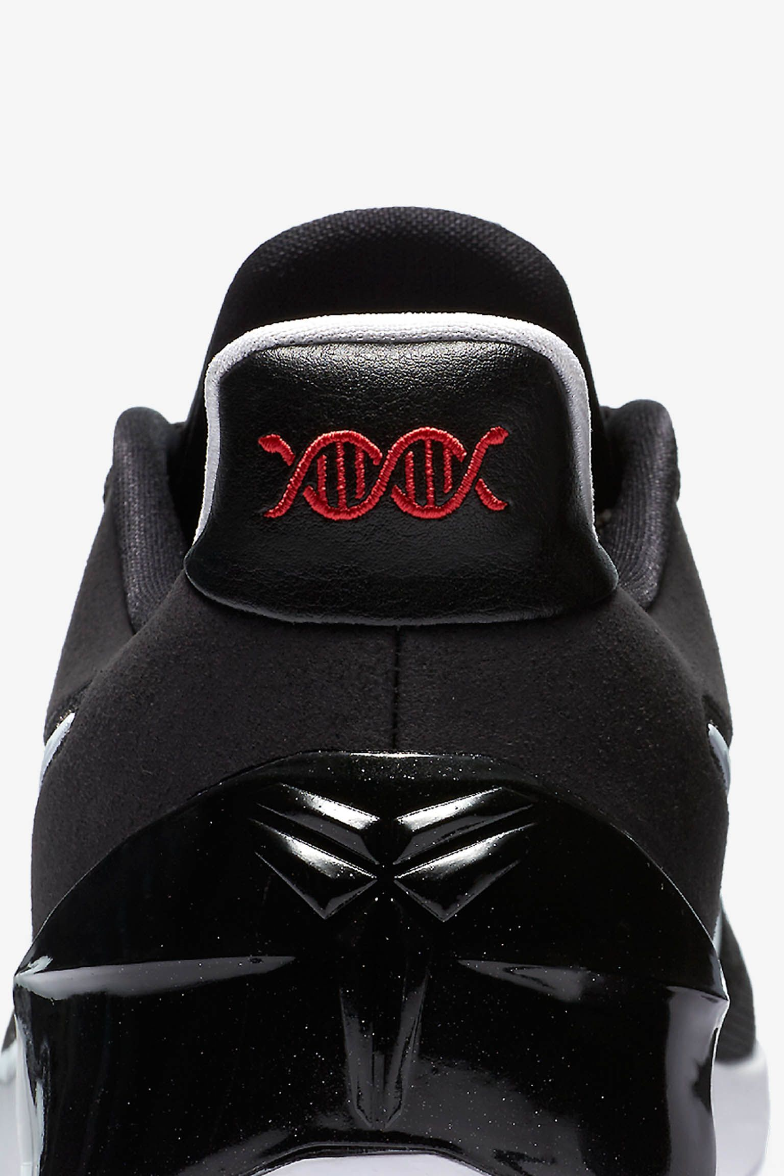 Nike Kobe A.D. 'Black & White' 2016