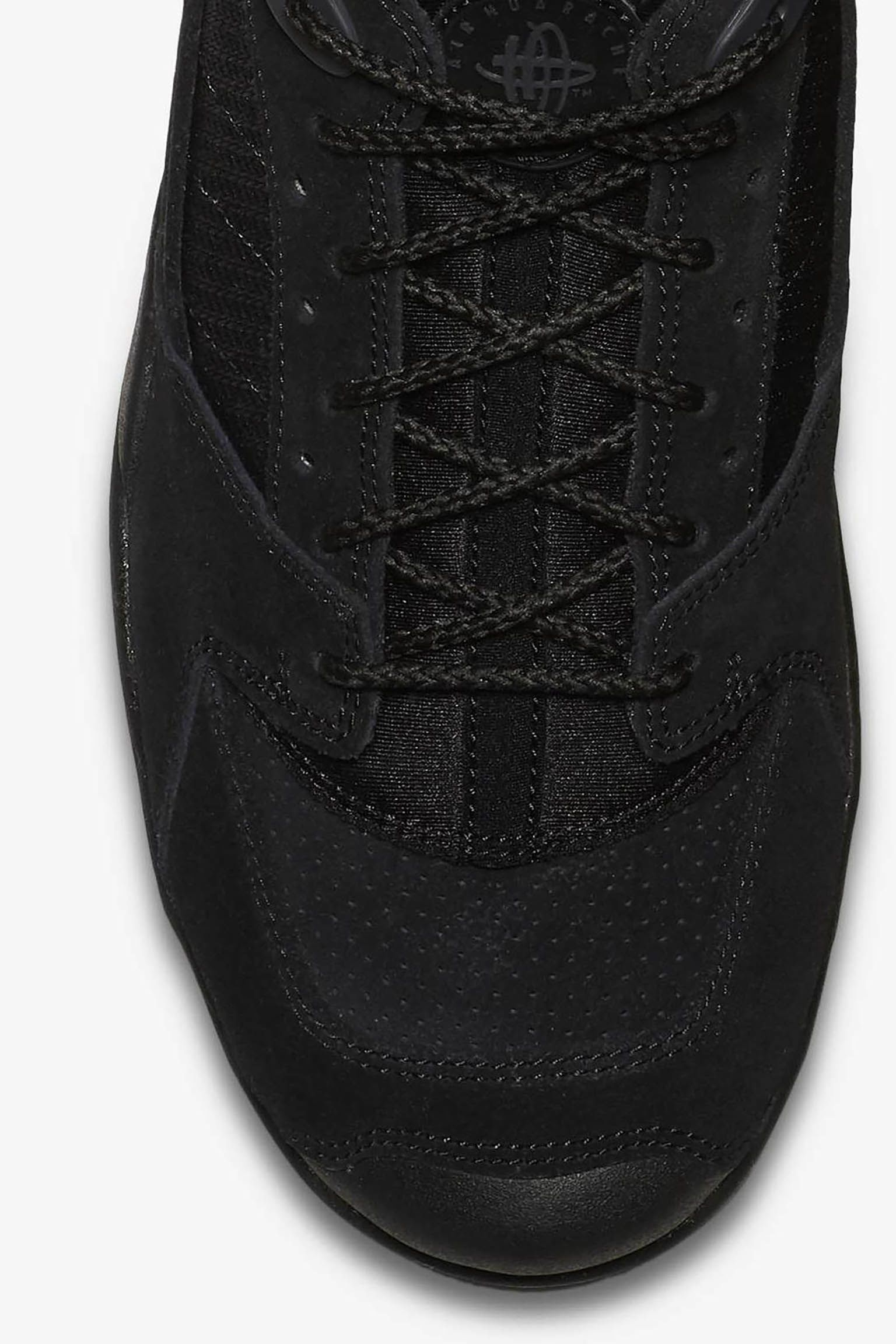 Nike Air Revaderchi 'Black & Anthracite' Release Date