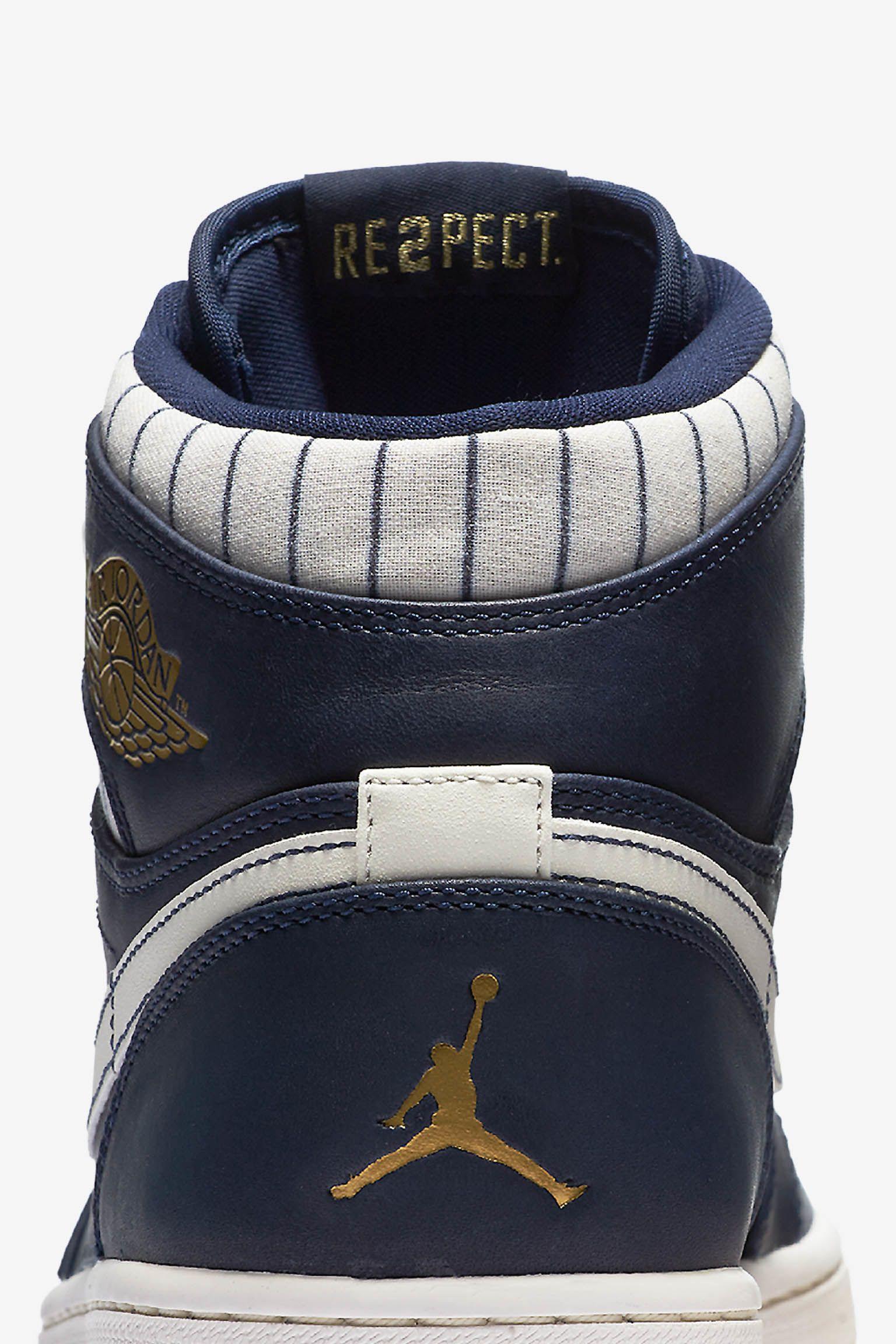 Air Jordan 1 Retro 'Jeter'