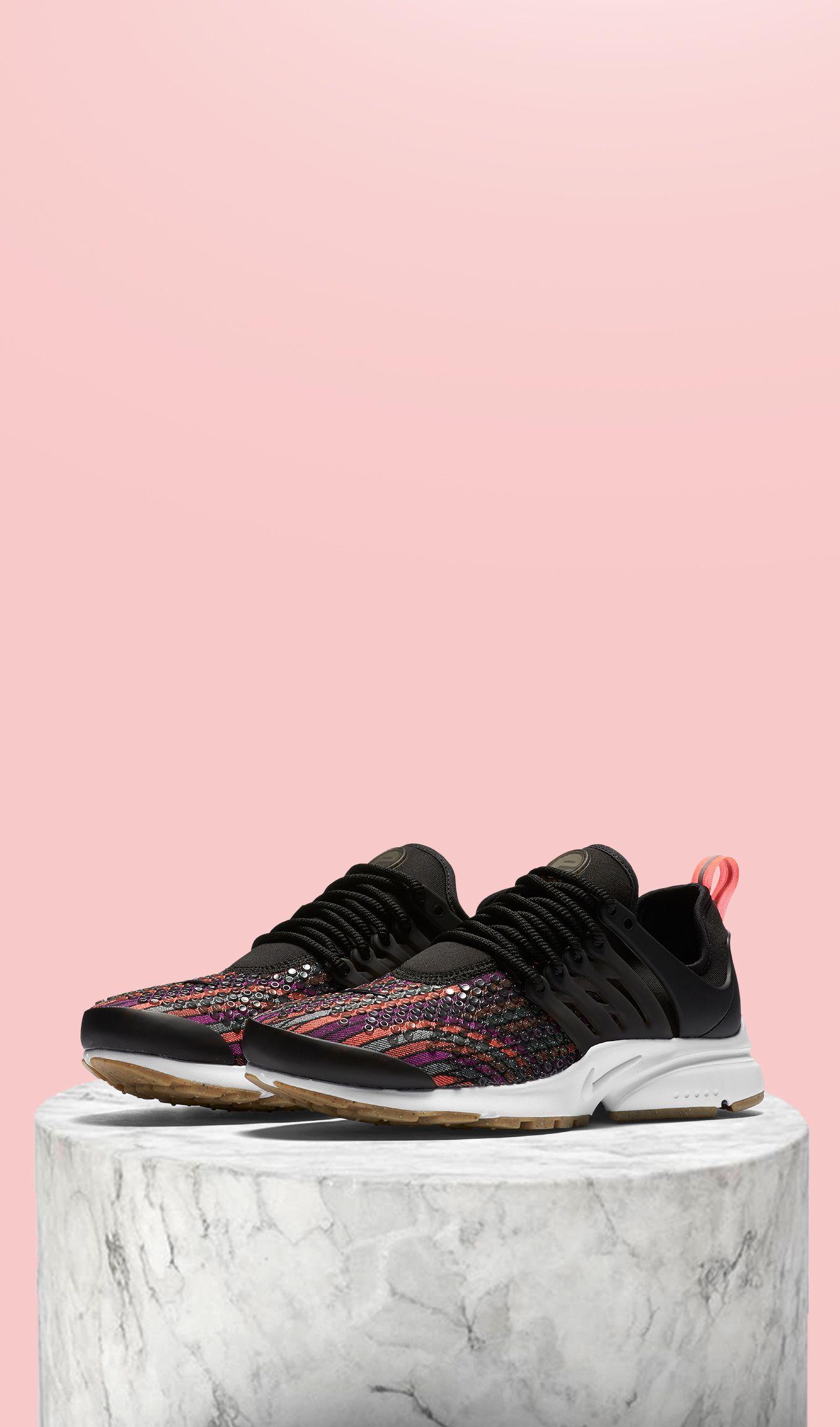 Women s Nike Air Presto Jacquard Premium  Hot Lava . Nike+ SNKRS 5d699fc980