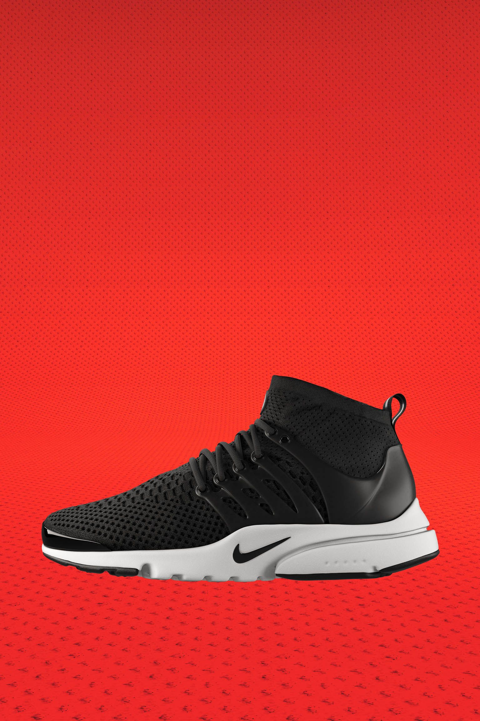 Nike Air Presto Ultra Flyknit 'Black & White' Release Date