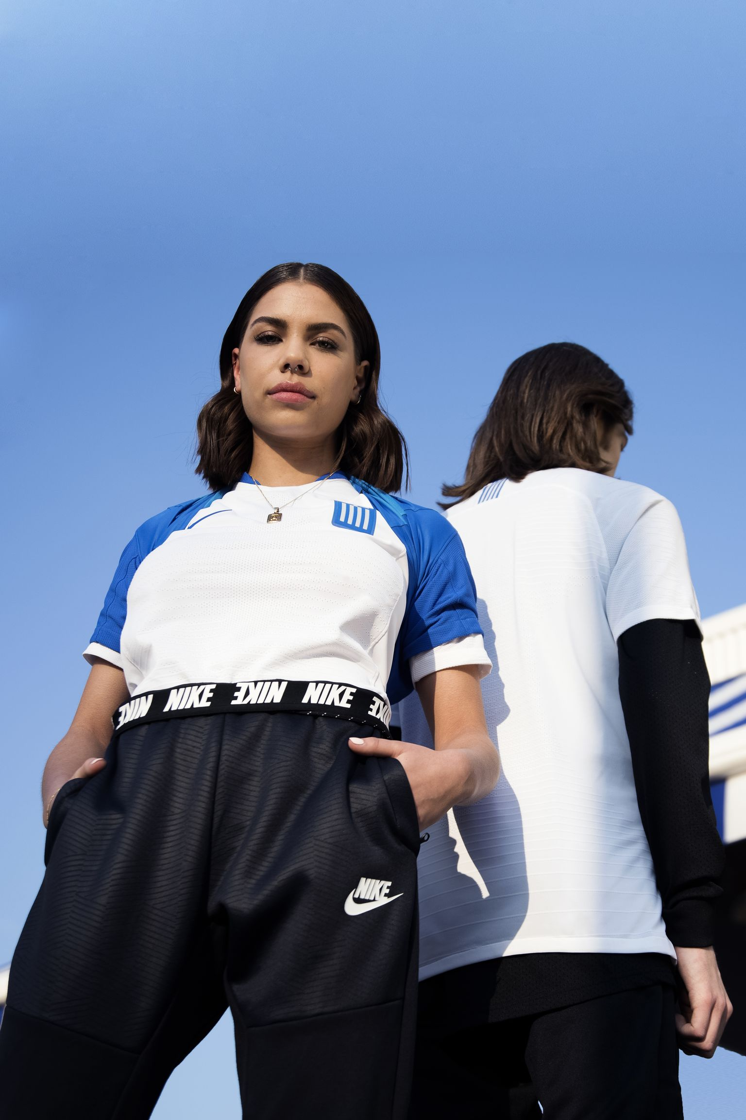 2018 GREECE STADIUM HOME KIT