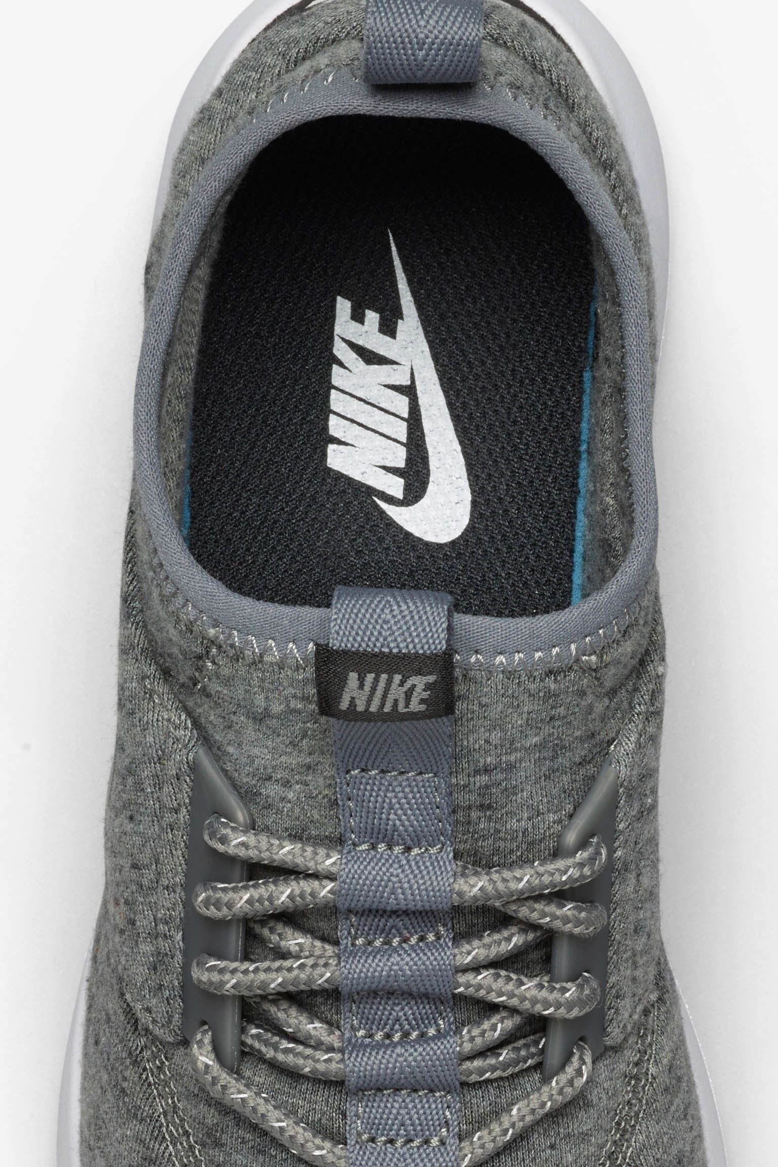 Nike Air Huarache 'Tech Fleece' Black & Grey