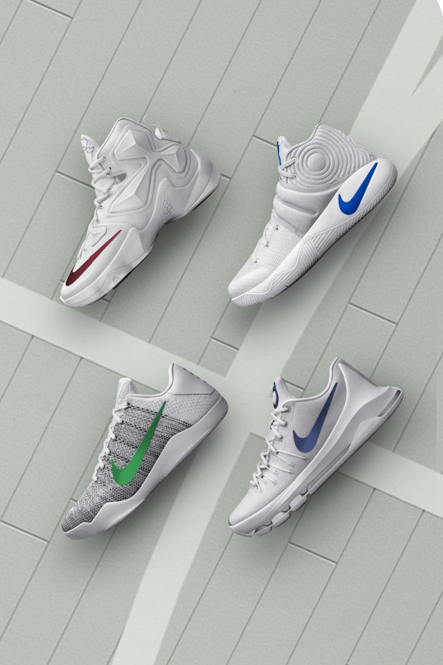 Nike Basketball: Always Reppin' iD Pack