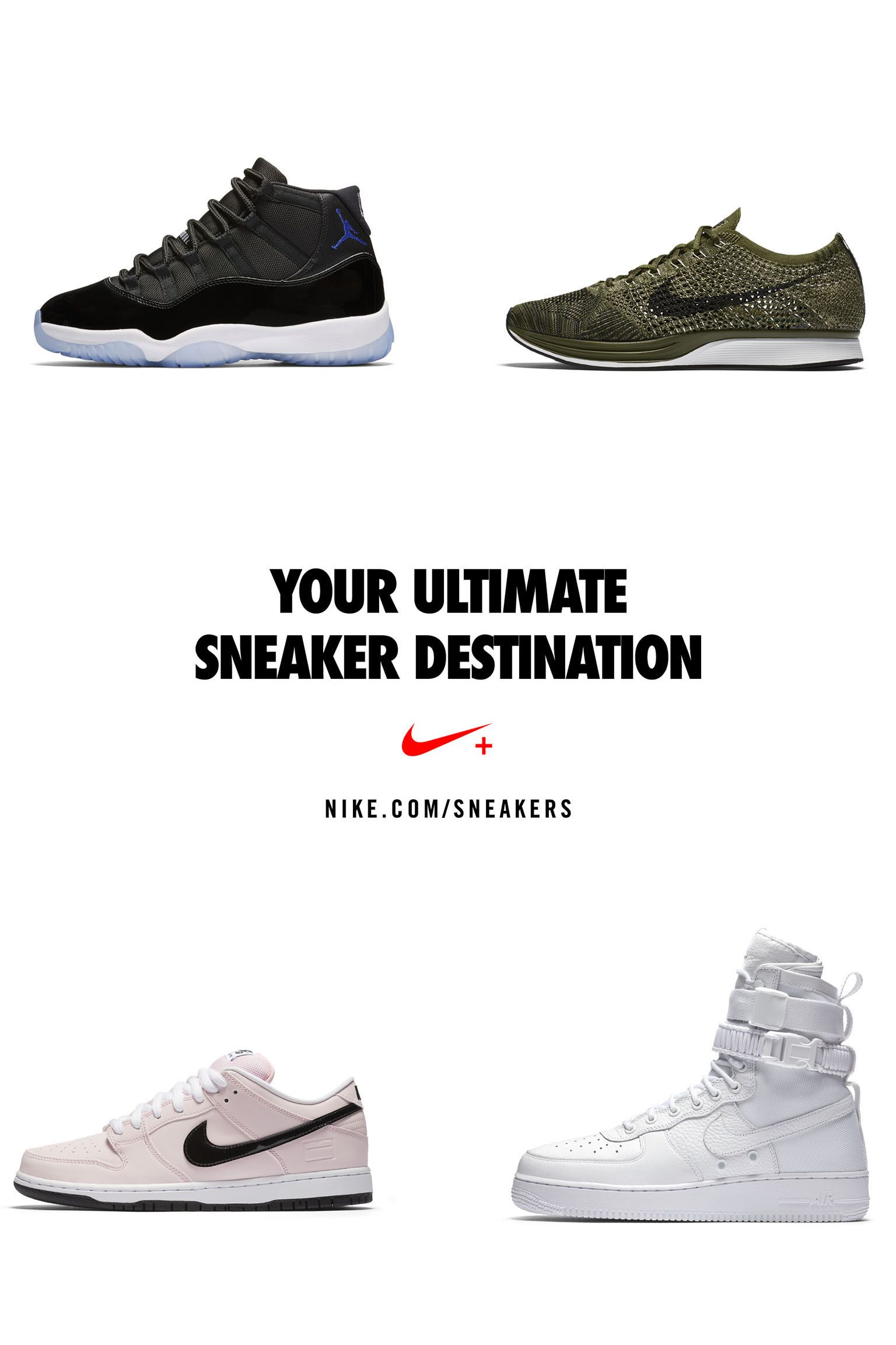 What is Nike Sneakers?