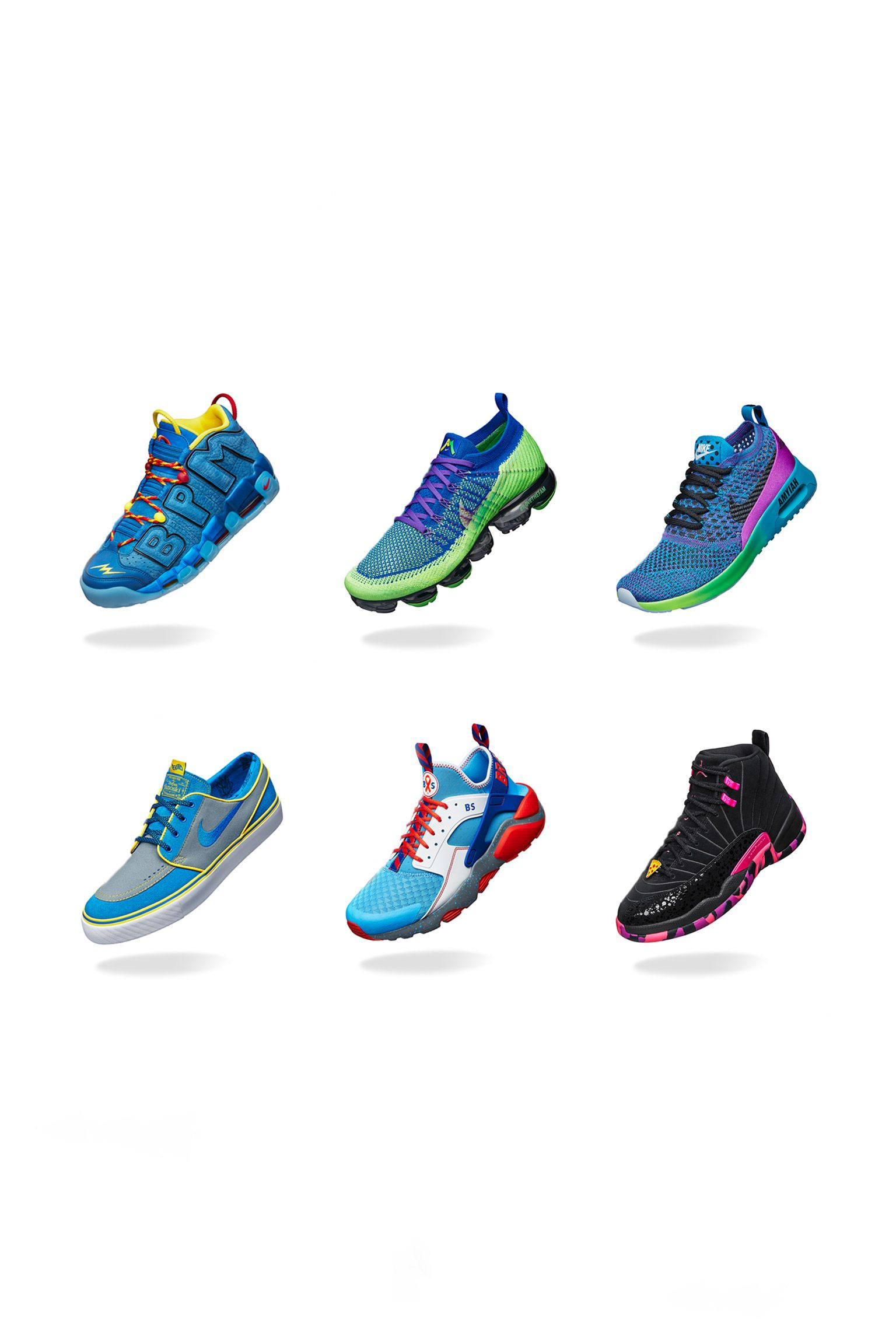 Nike Doernbecher Freestyle Collection 2017 Release Date. Nike⁠+ SNKRS 27c0447dae