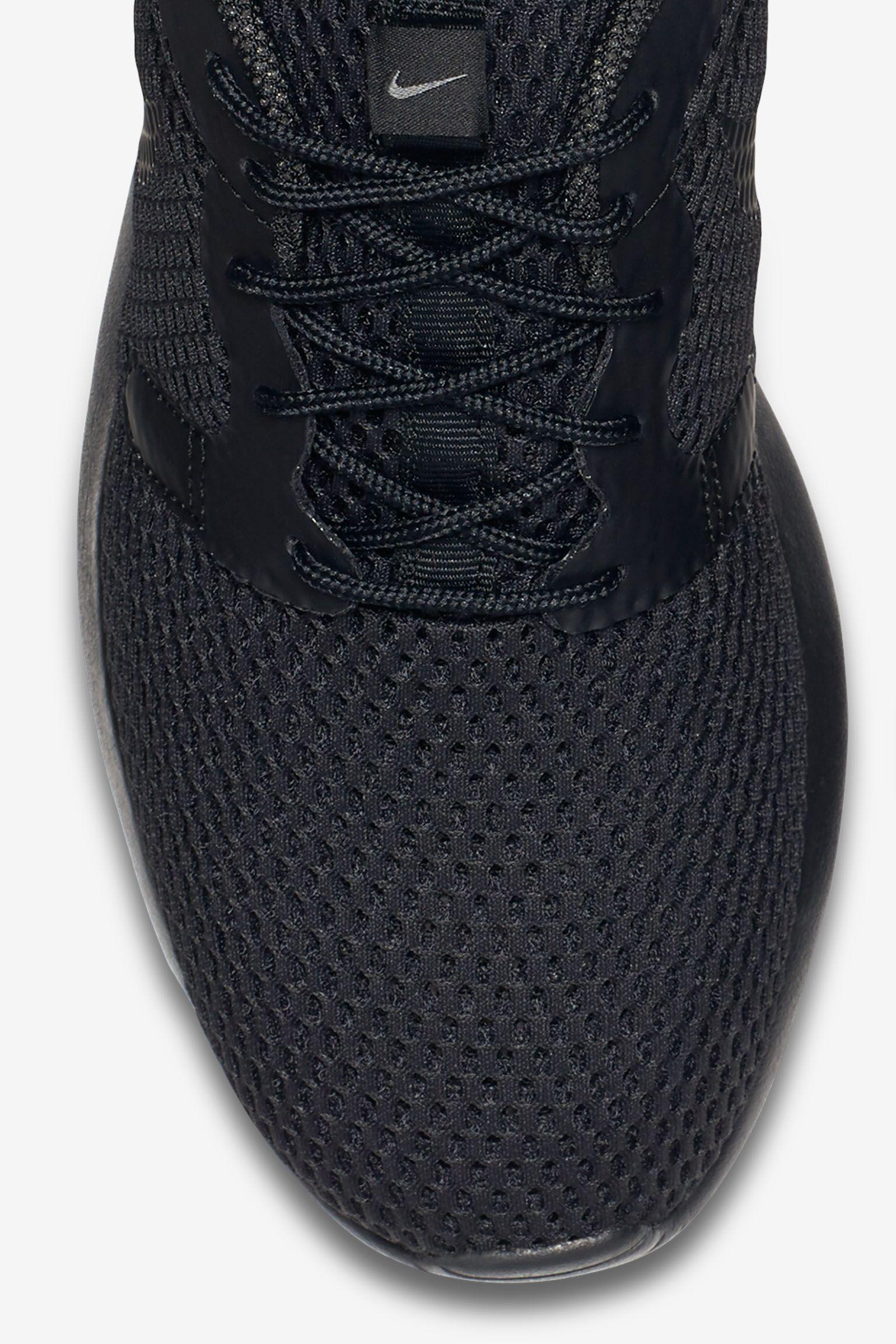 Women's Nike Roshe One Breathe 'Triple Black'