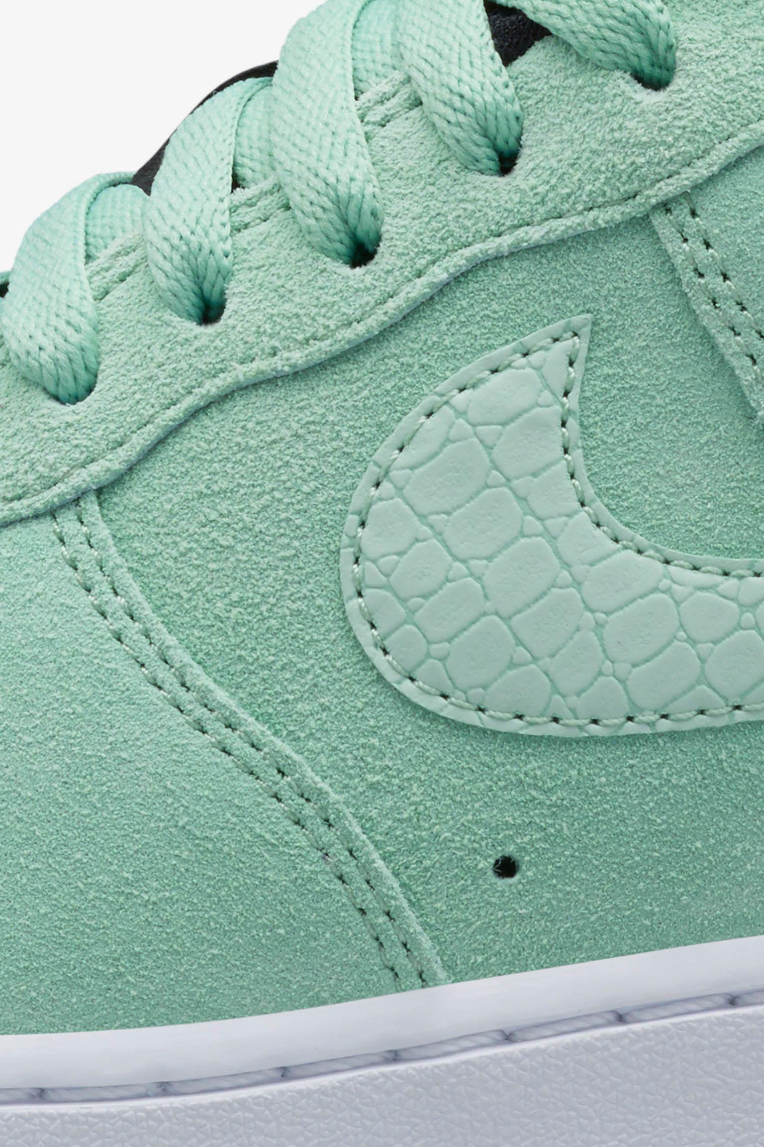 Women's Nike Air Force 1 'Enamel Green'