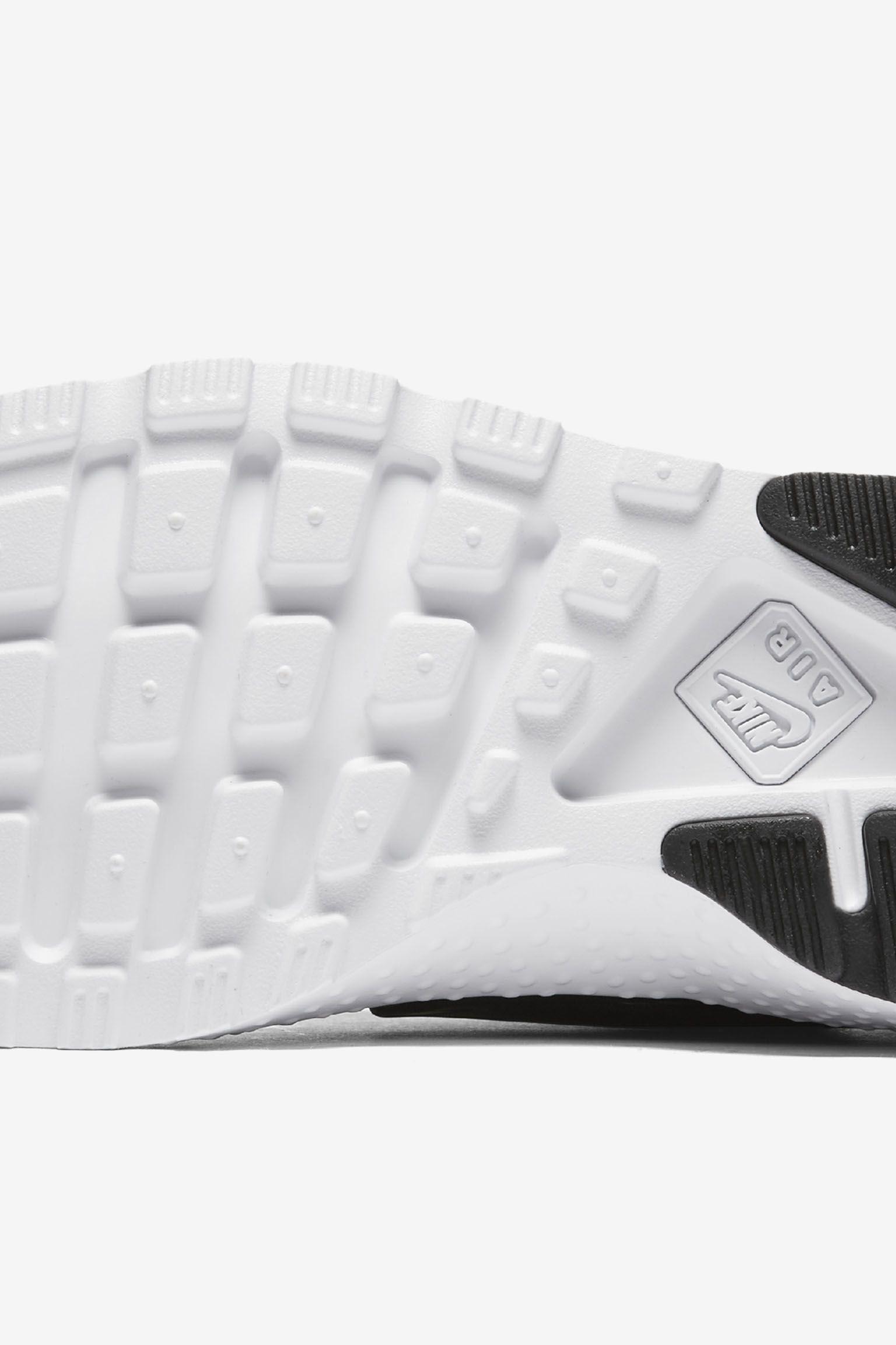 Nike Air Huarache Run Ultra « Black & White » pour Femme