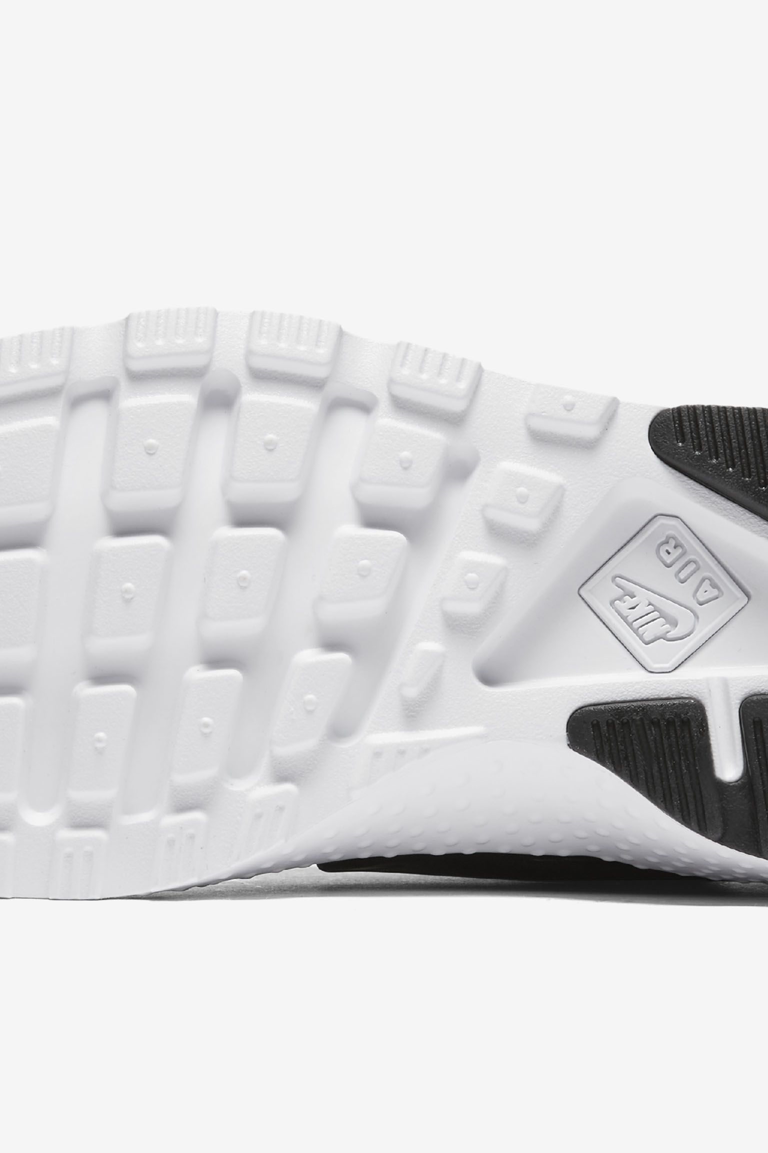 Women's Nike Air Huarache Run Ultra 'Black & White'
