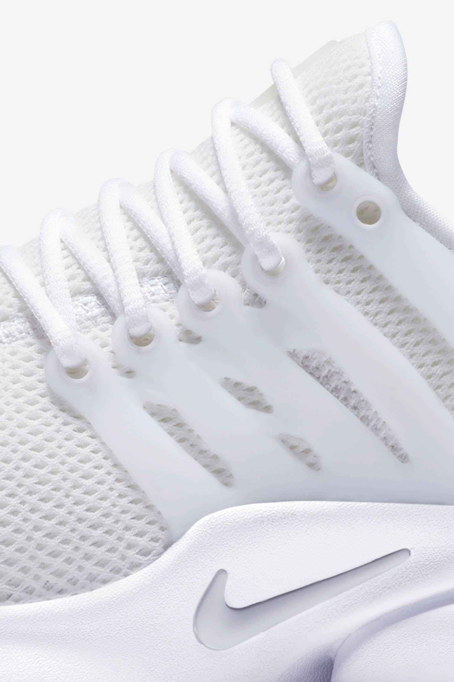 Women's Nike Air Presto 'White & Pure Platinum' Release Date