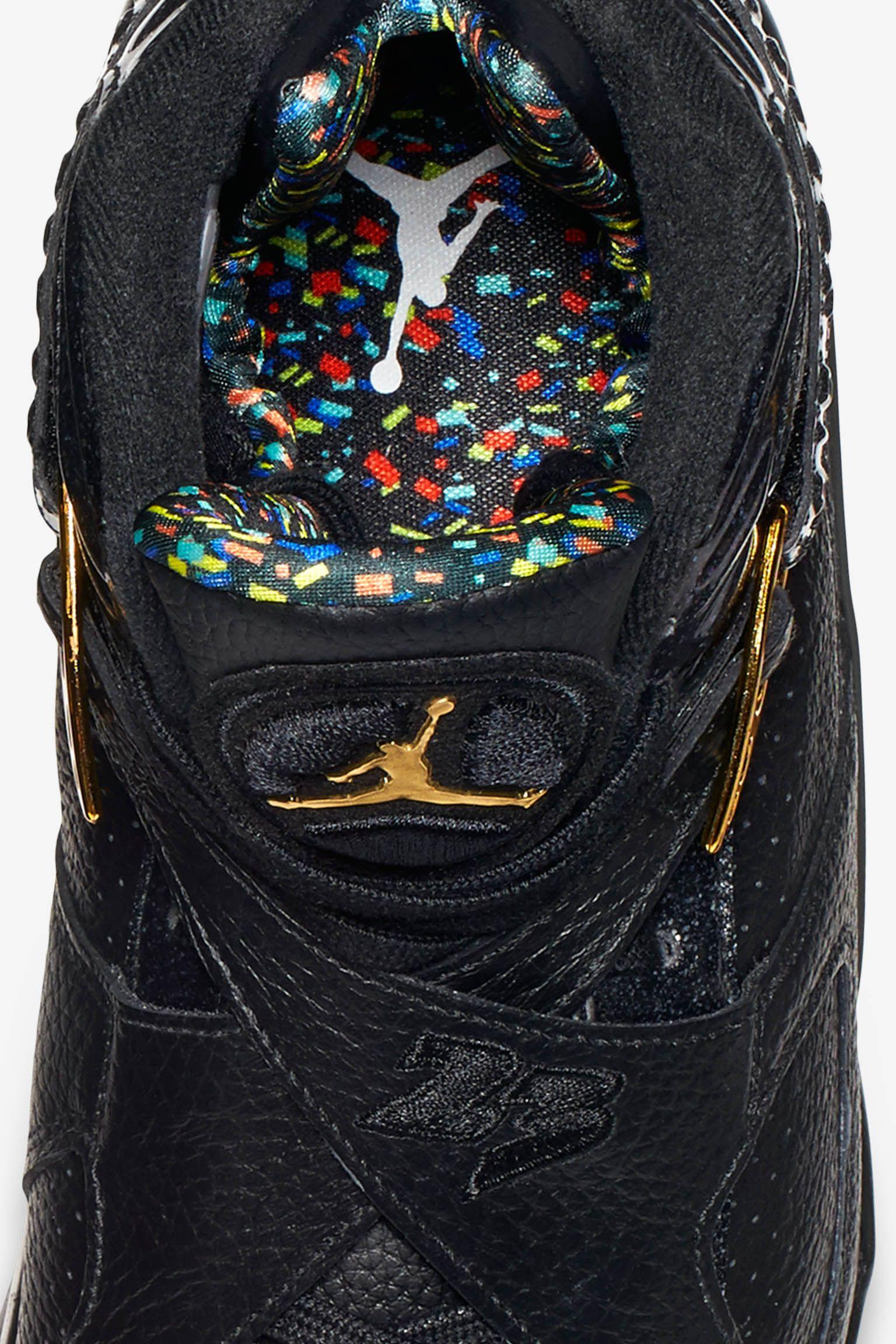 Air Jordan 8 Retro 'Confetti' Release Date