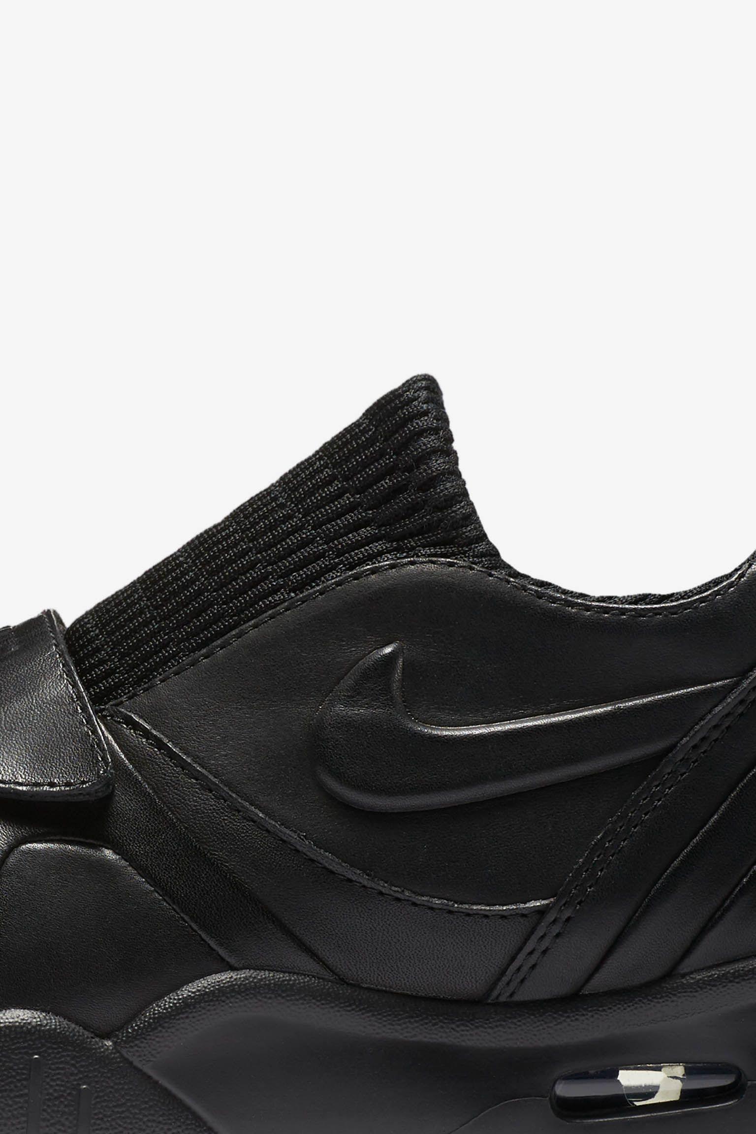 "Buty damskie Nike Air Tech Challenge XVII ""Black"""