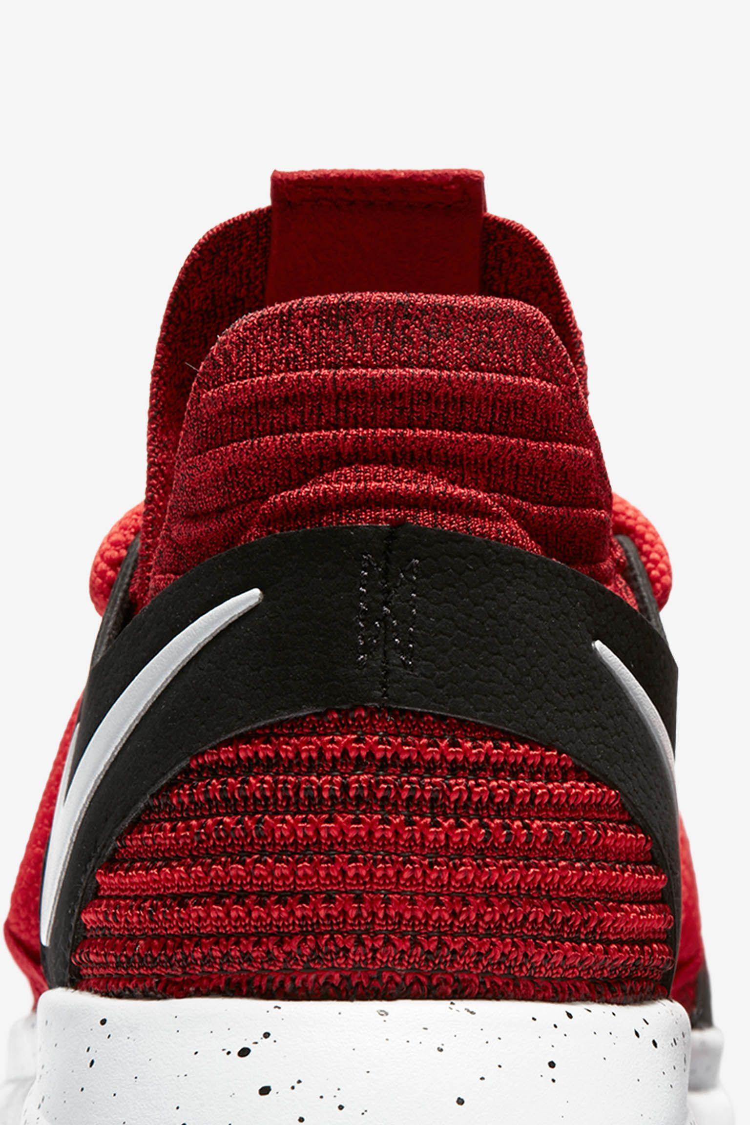 Nike KDX 'Red Velvet' Release Date.