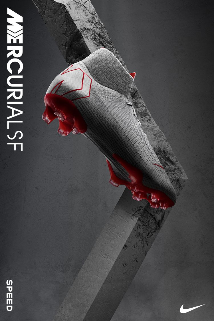 Raised on Concrete Mercurial Superfly