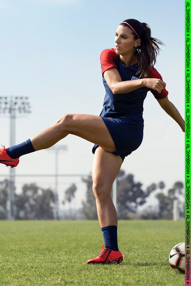 19418dbcf6b Training Unlocked With Alex Morgan. Nike.com