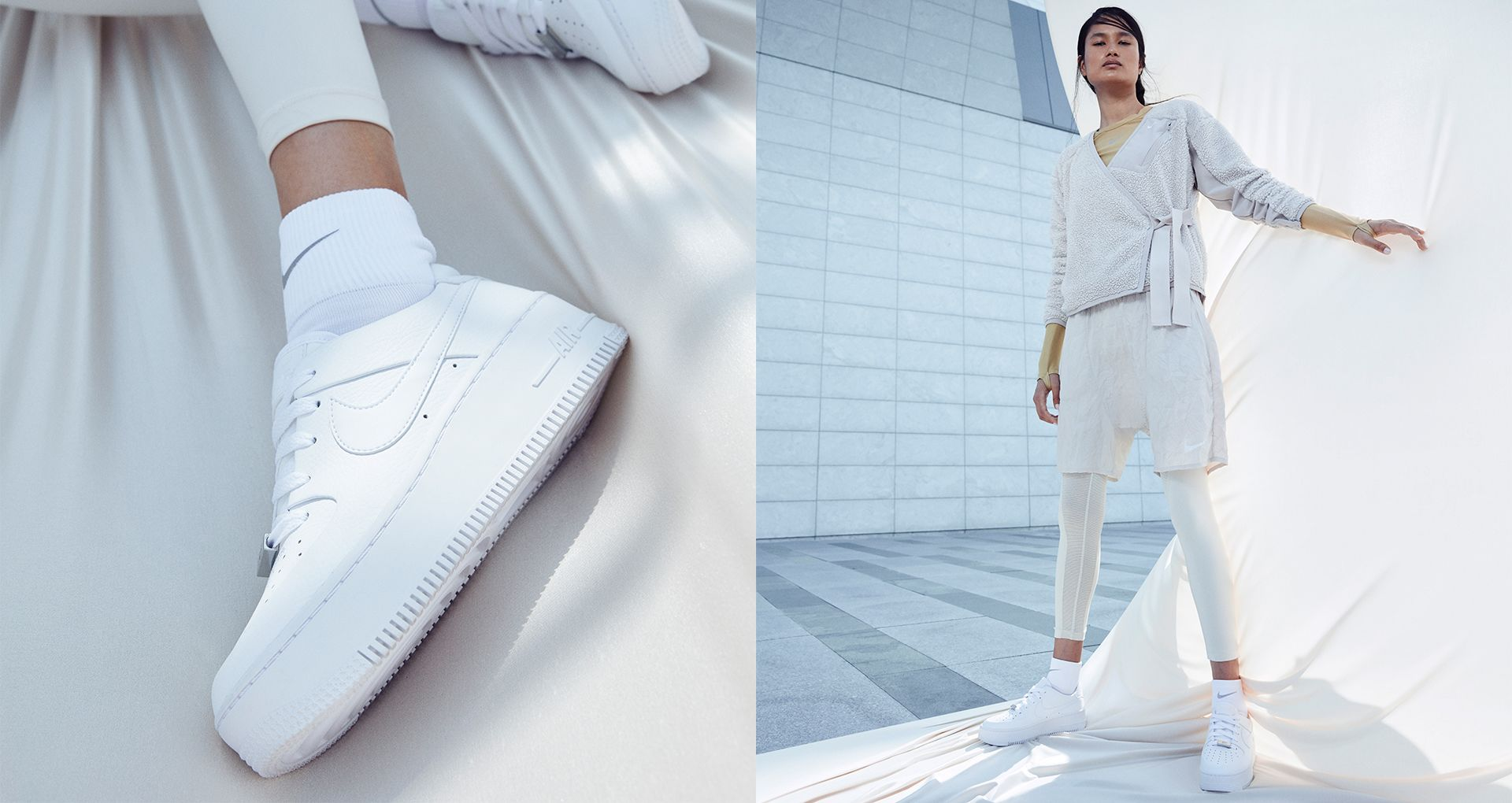 DateNikeSnkrs Air Women's Low Sage Release 1 Force 'white' Nike TlKc13JF