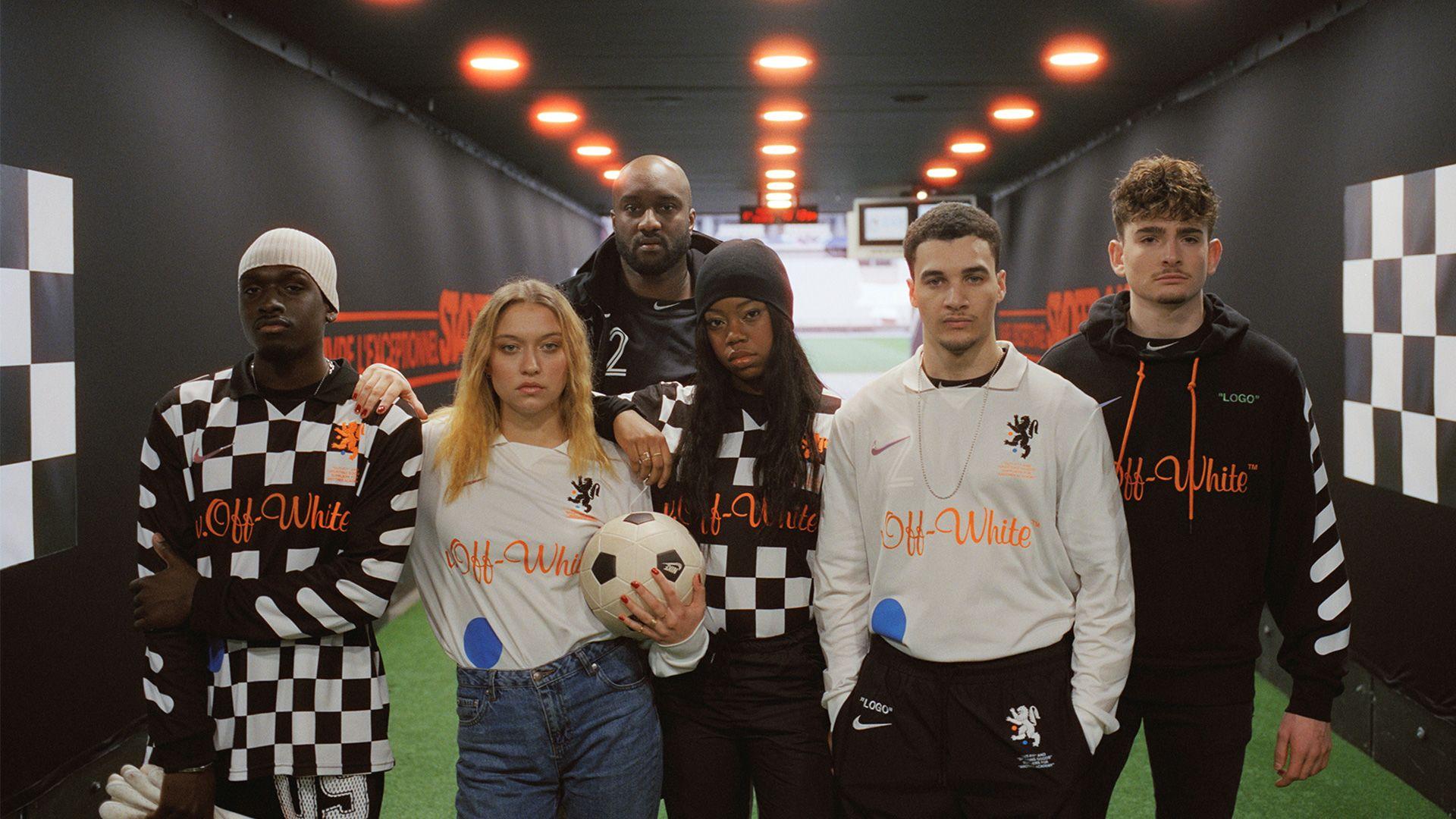 X Off Camiseta Footbal White Nike 34LAjq5R