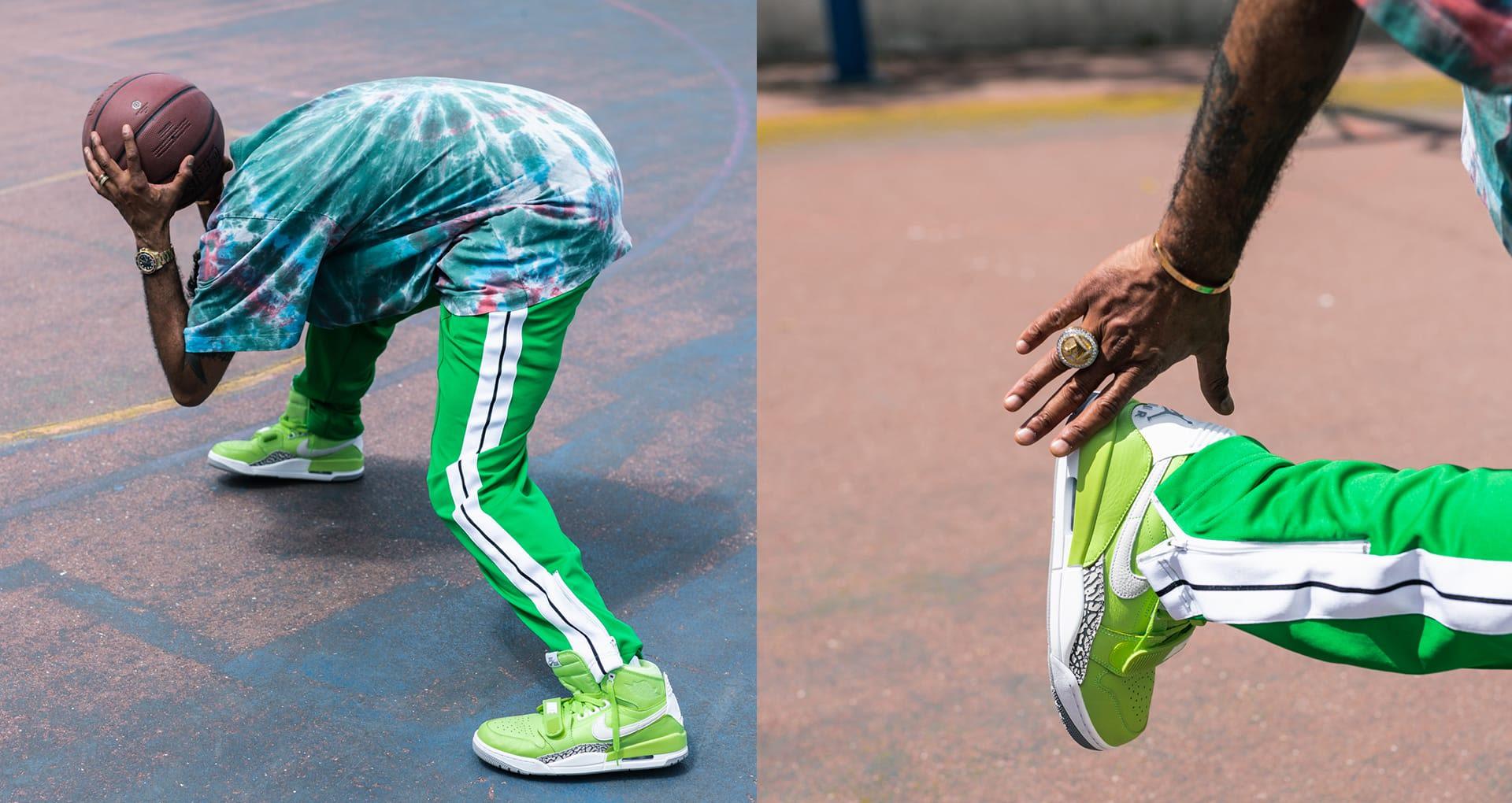 'ghost 312 Legacy Green' Air Jordan DateNikeSnkrs Release 1c5lFKT3uJ