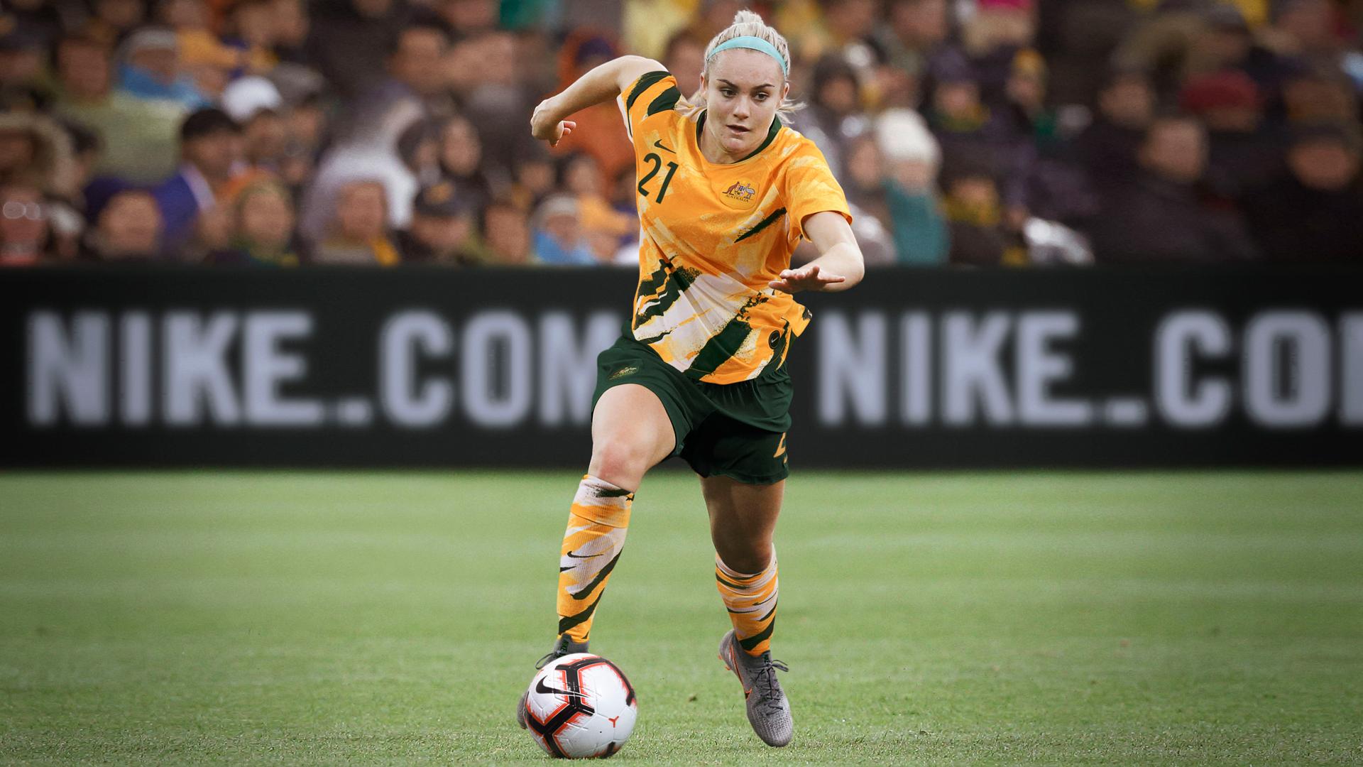 Selección De 2019Cl Femenina Nacional Australia 5Aj4RL