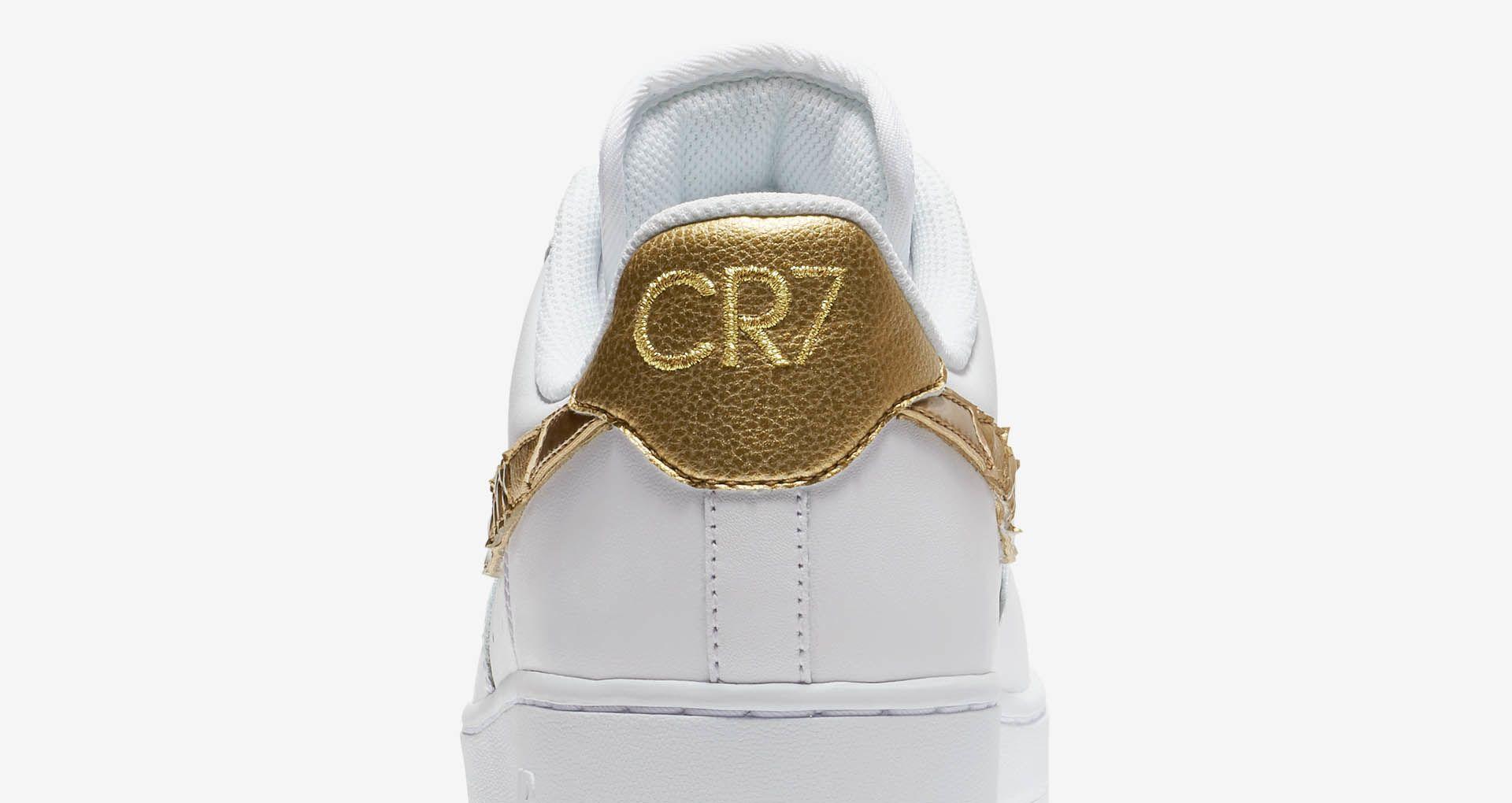 Air Patchwork « Date 1 » La Nike Cr7 Force De Sortie Golden rdCBoxe