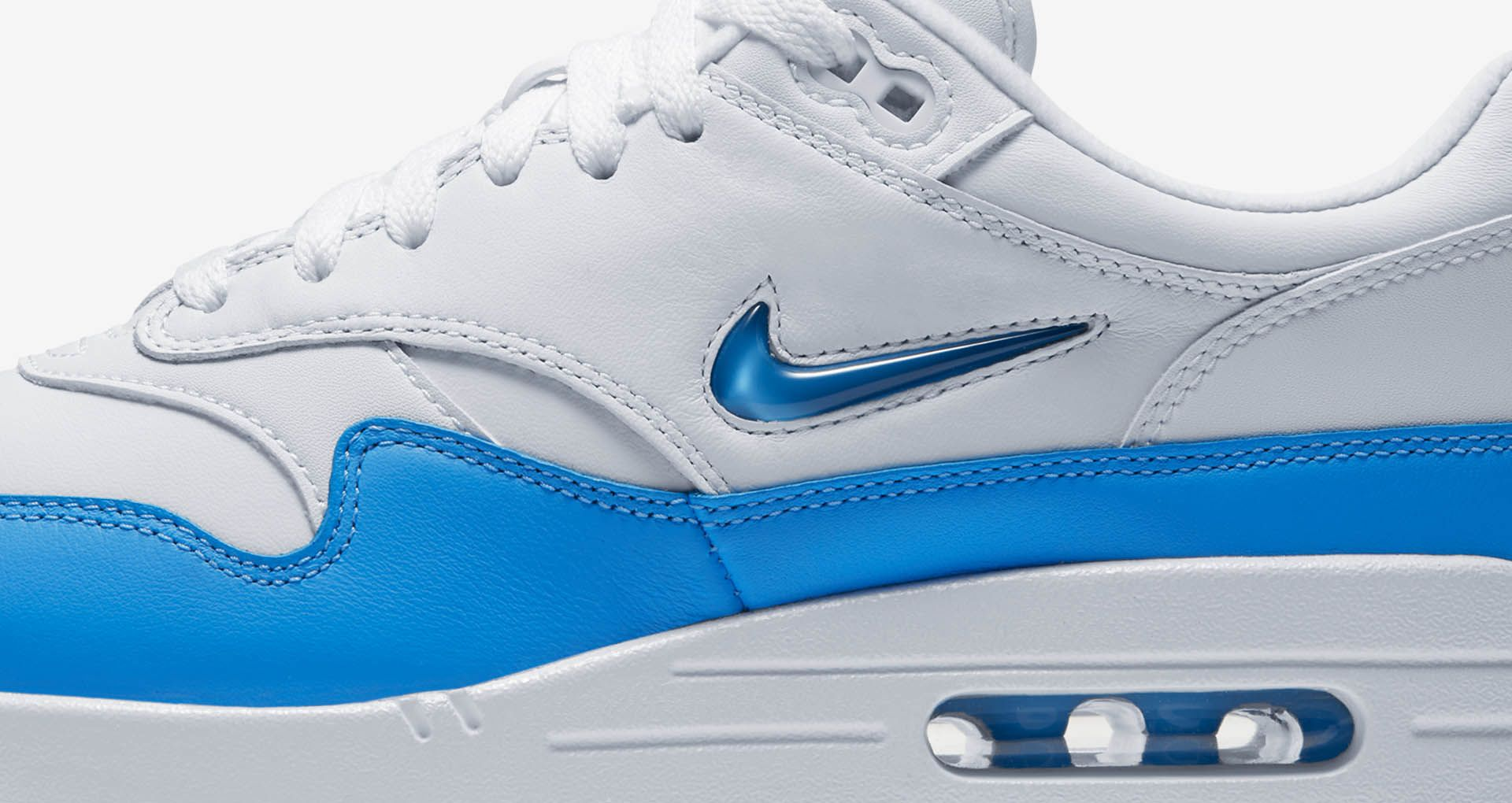 Nike De Sortie Air Premium Date La 1 « Jewel Whiteamp; Max ikZPuX