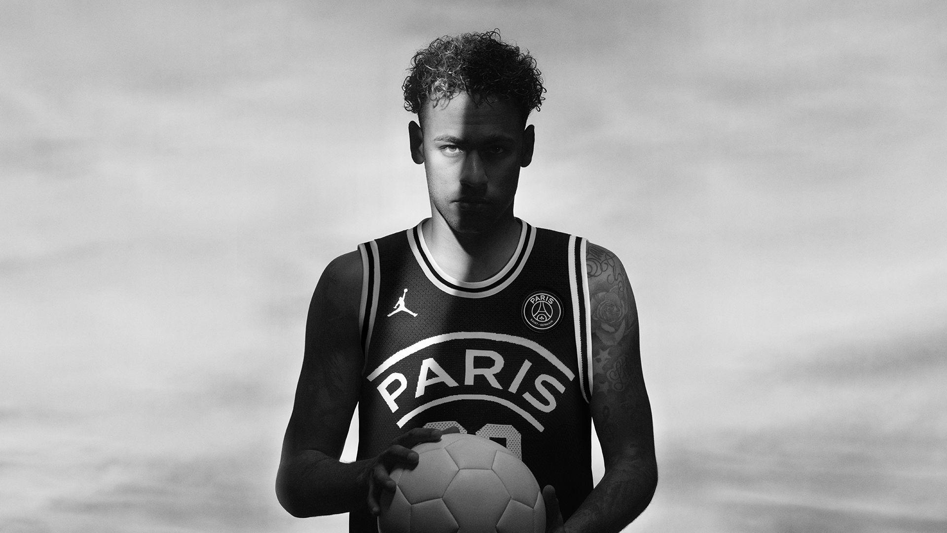 Camiseta Básquetbol Jordan X Saint GermainPr Paris De nOwNvm80
