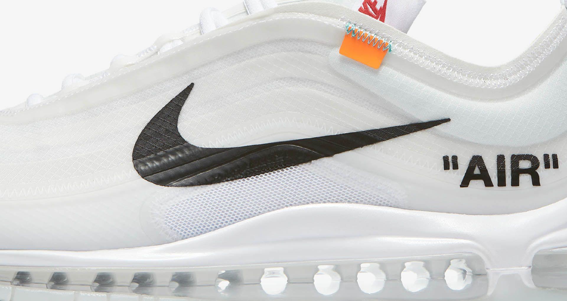 La Nike Off »Nike 97 The « Sortie De White Date Air Max Ten L4Rj5A