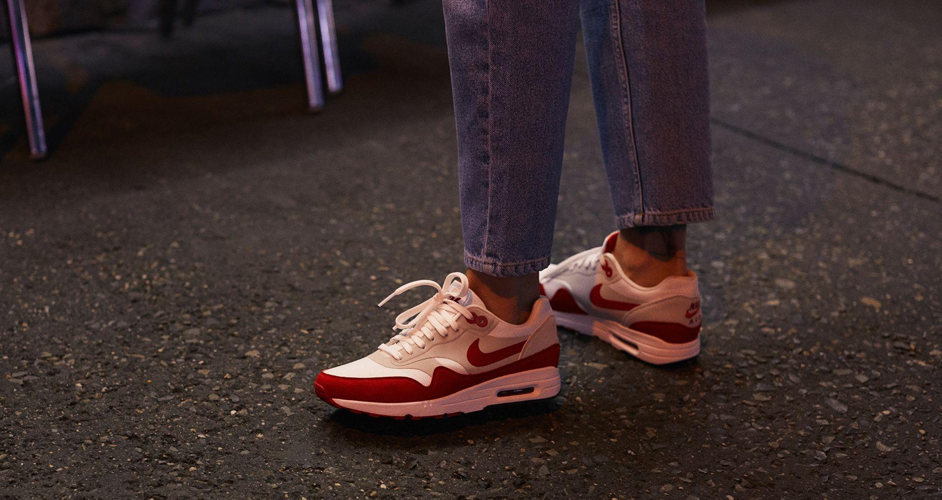 Le Nike 'white 0 Air 2 Red Ultra 1 Max University Dames CFWw0qgx6q