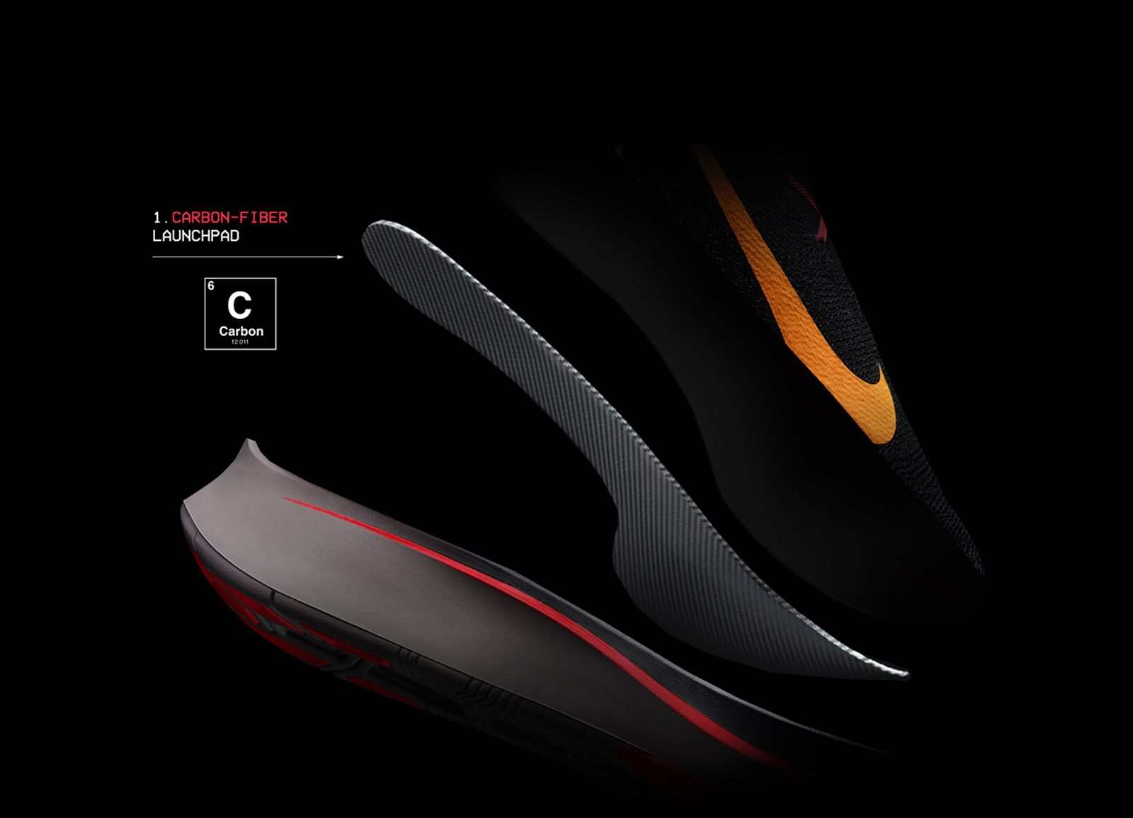 Shoe Men's Zoom Fly Nike Running Flyknit 3jARq4L5