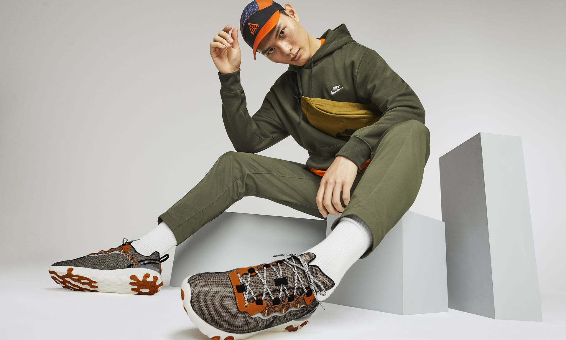 Nike React Element 55 SE Men's Shoe