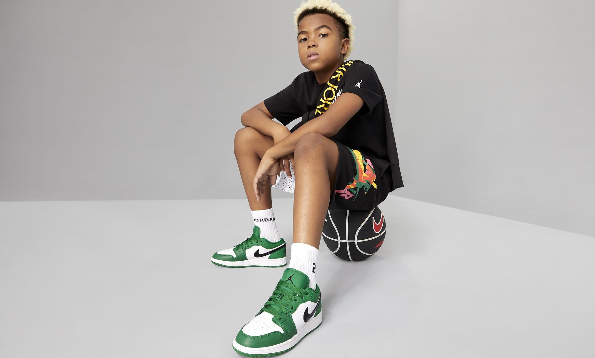 Air Jordan 1 Low Big Kids Shoe Nike Com