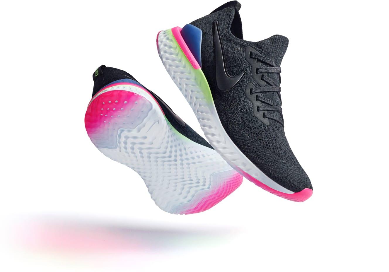 Valiente acceso Hermano  Nike Epic React Flyknit 2 Big Kids' Running Shoe. Nike.com