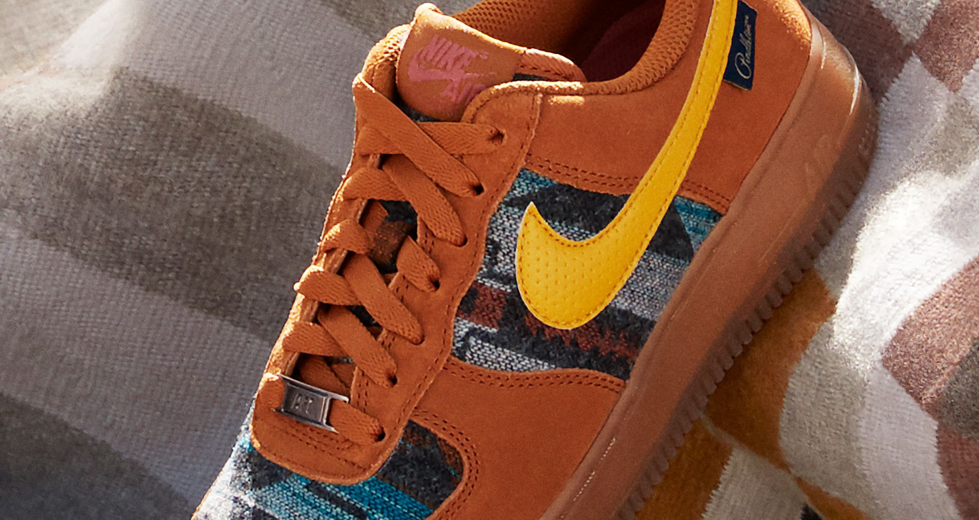 Air Force 1 'N7' Release Date. Nike SNKRS
