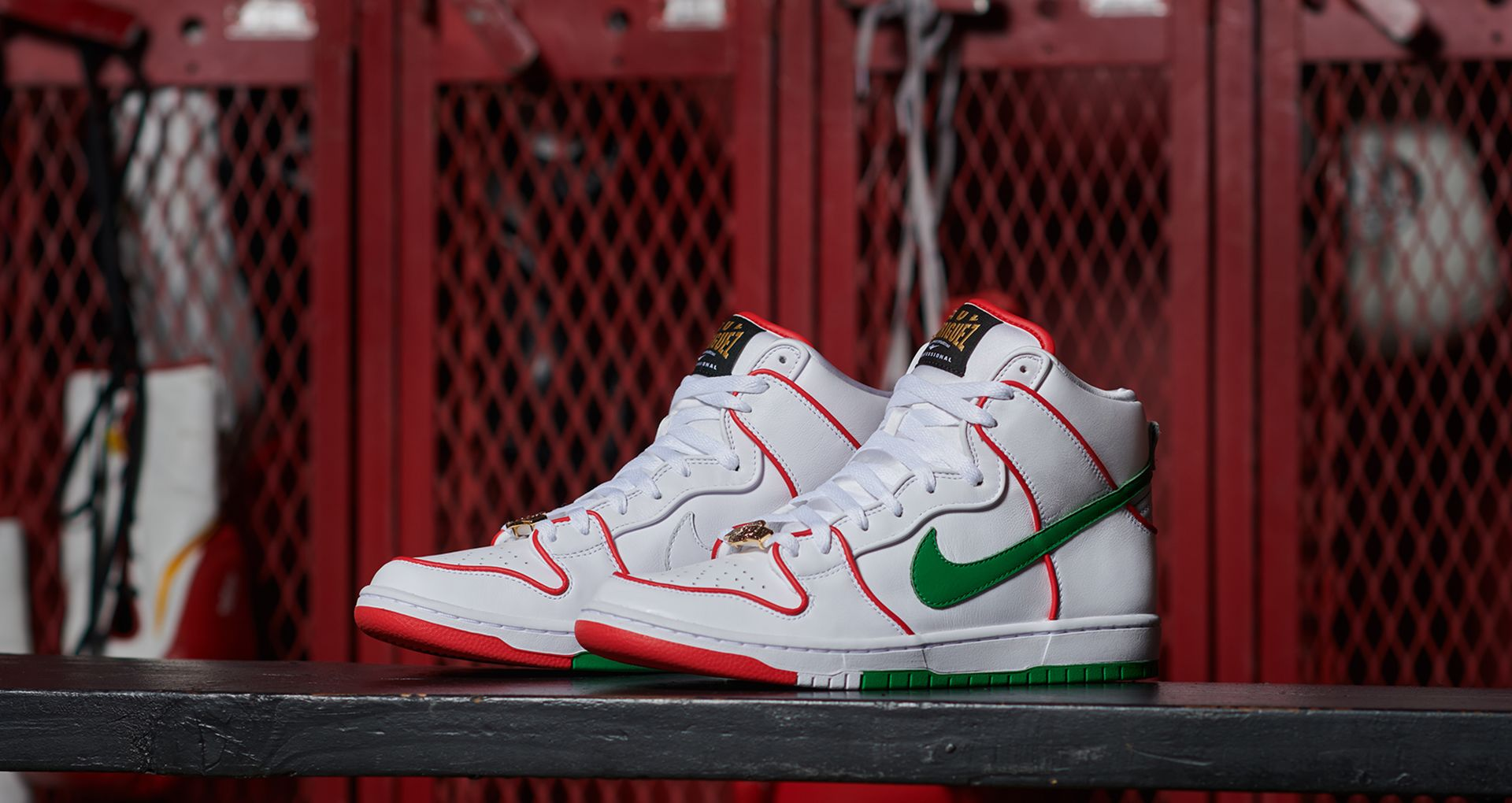 Paul Rodriguez. Équipe Nike SB. (LU)