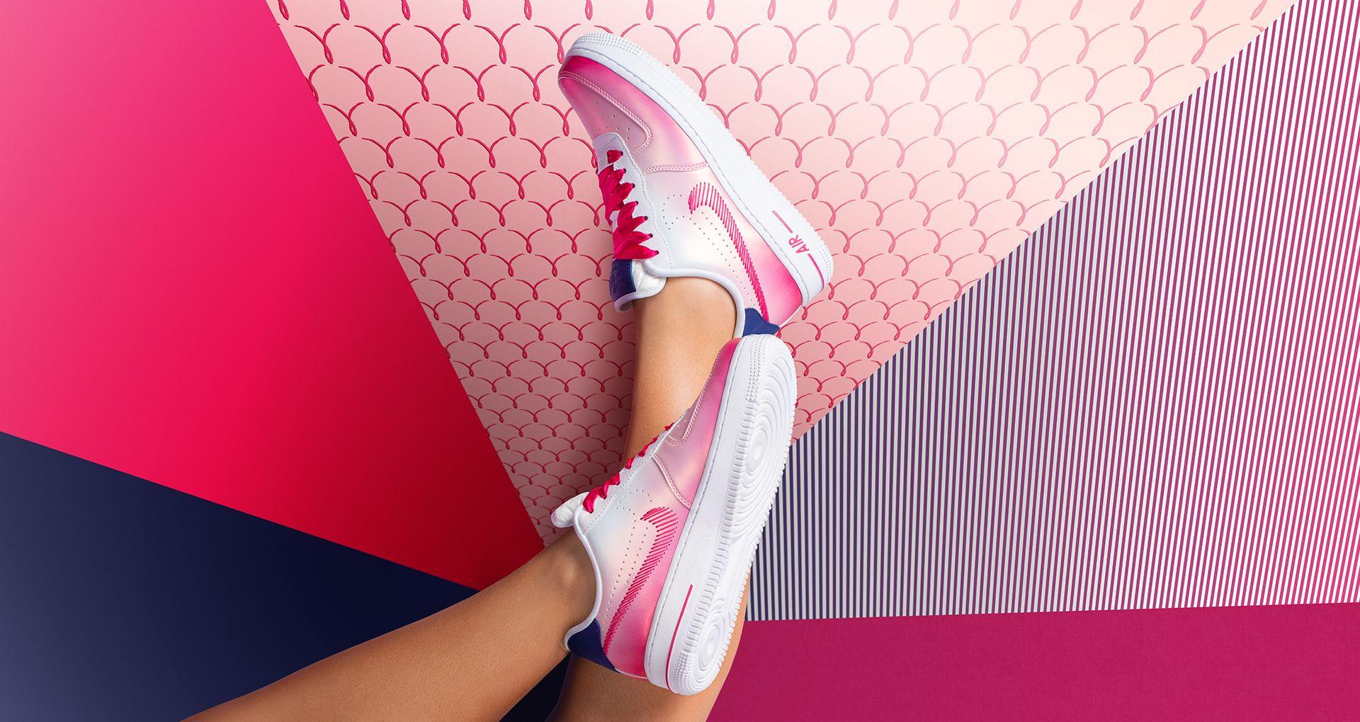 "Nike Women's Air Force 1 Low ""Kay Yow"""