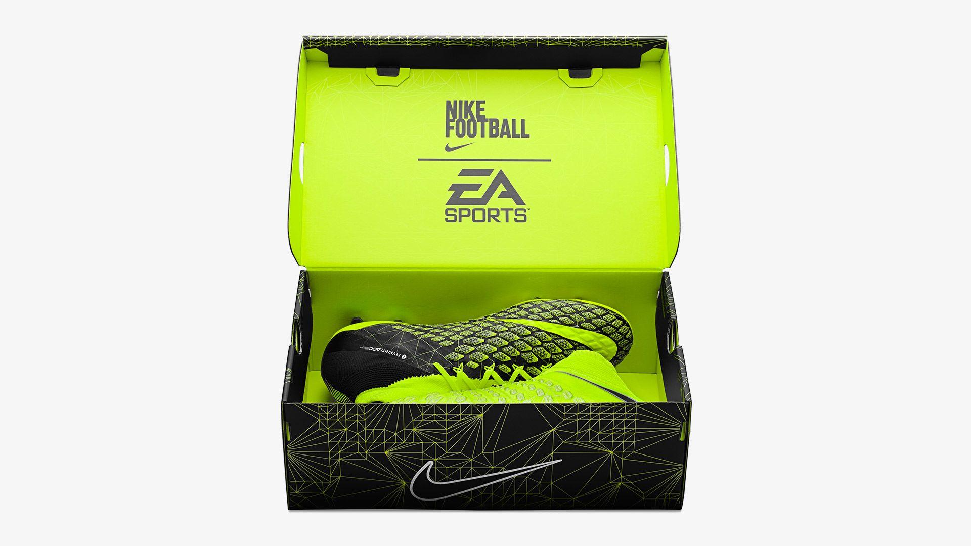 best website 97a5b acd08 Nike Hypervenom Phantom III DF FG  EA SPORTS