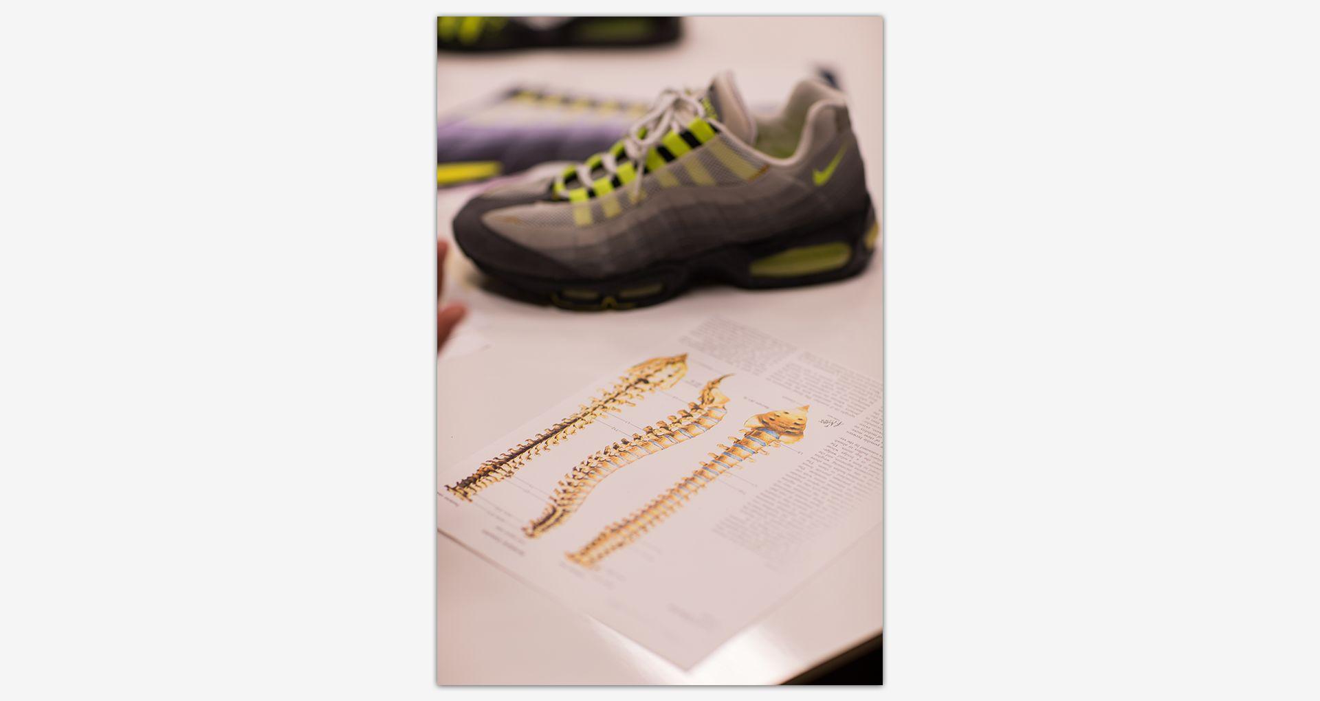 Bakom designen: Nike Air Max 95. Nike</p>                     </div>   <!--bof Product URL --> <!--eof Product URL --> <!--bof Quantity Discounts table --> <!--eof Quantity Discounts table --> </div>                        </dd> <dt class=