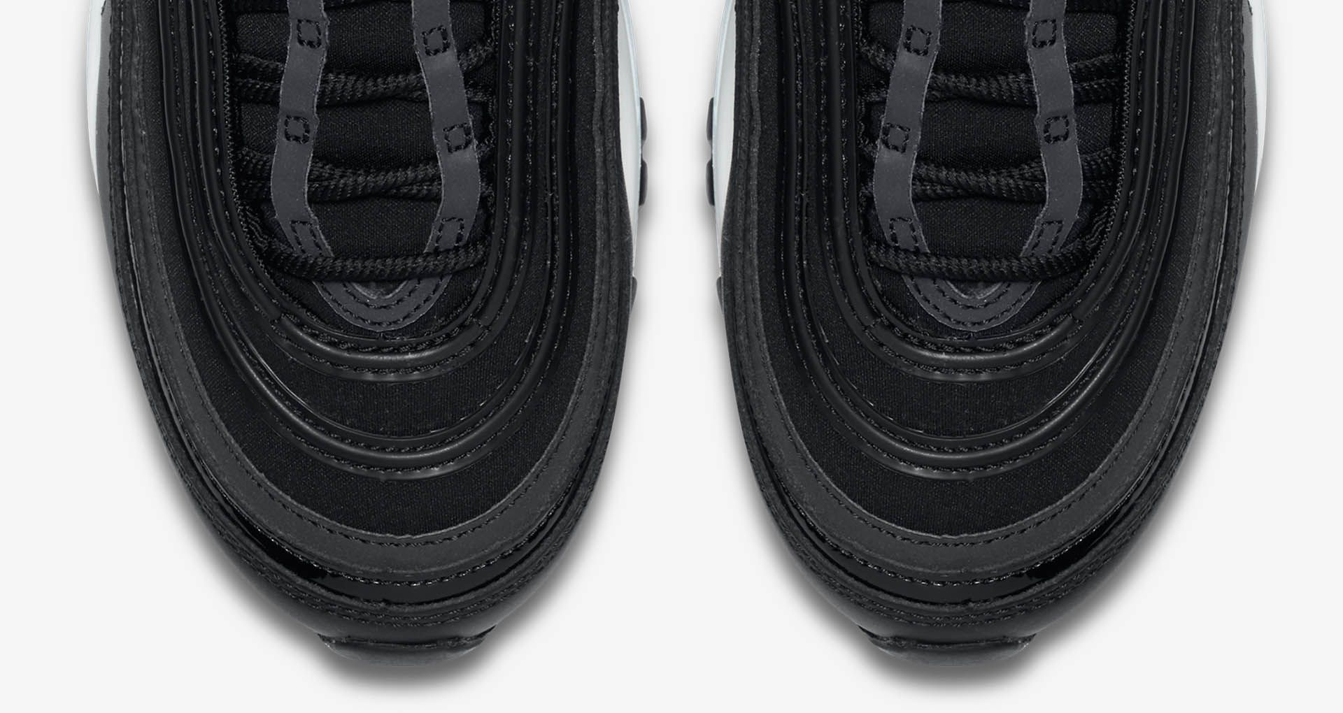 best service 58c66 6d9a8 Nike Women s Air Max 97  Black  amp  Anthracite  Release Date